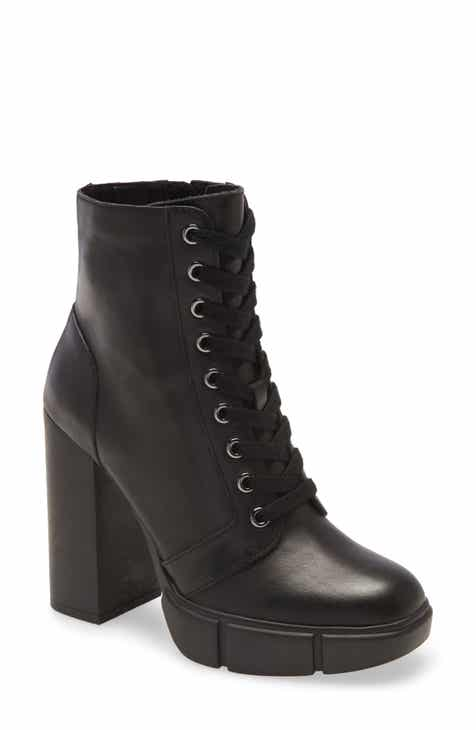 Steve Madden Region Combat Boot (Women)
