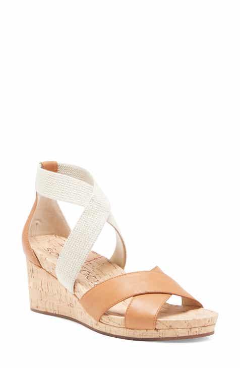 Sole Society Kimlee Wedge Sandal (Women)