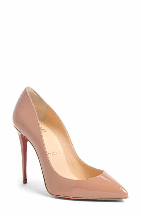 0b3a22ad4c75 Christian Louboutin Pigalle Follies Pointy Toe Pump