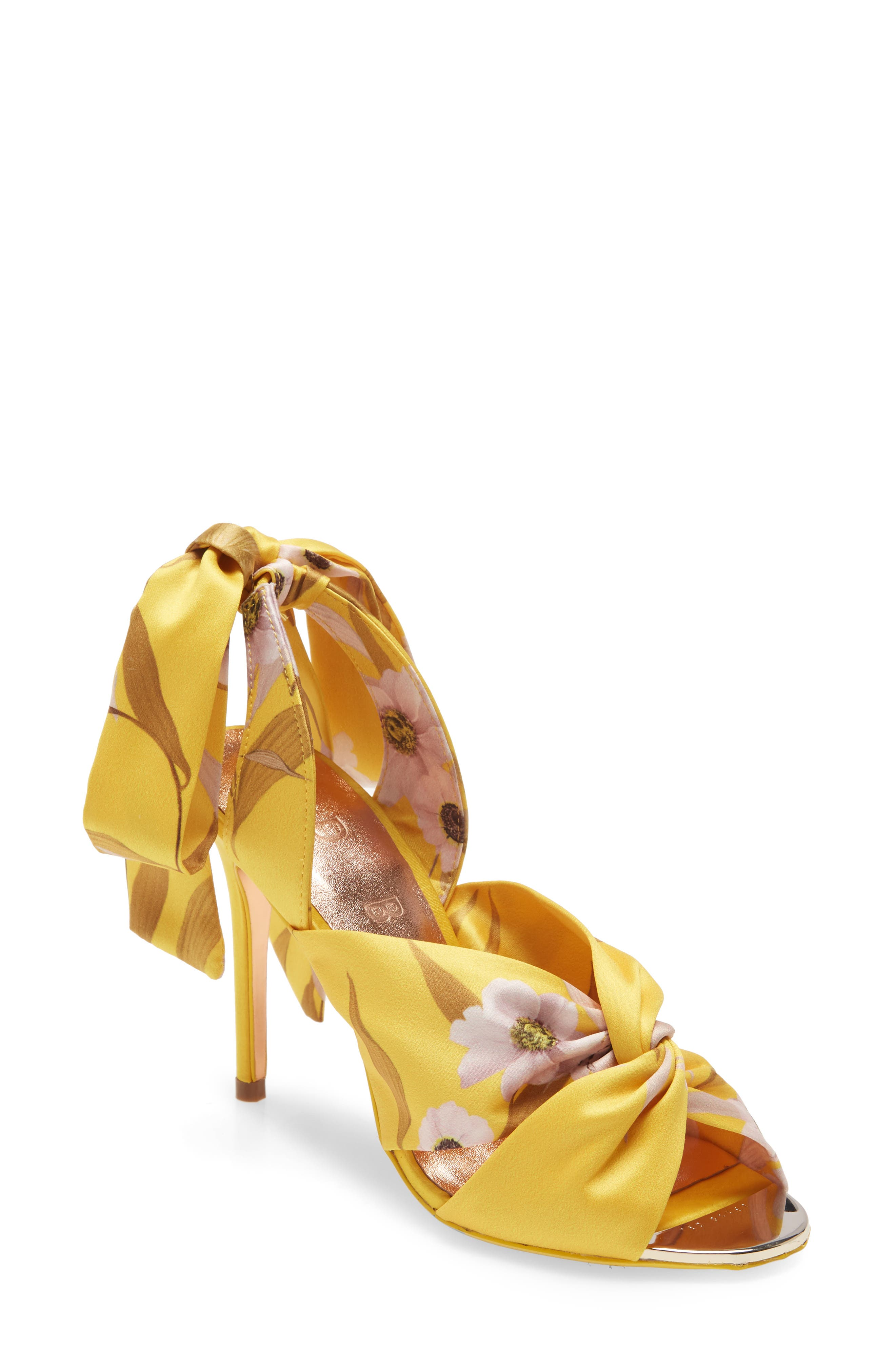 Women's Yellow Ted Baker London Shoes