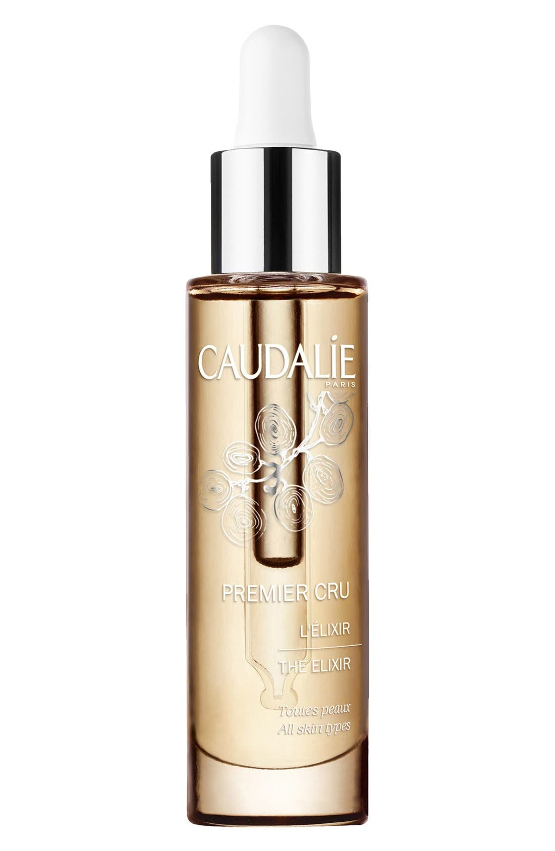 CAUDALÍE 'Premier Cru - The Elixir' Dry Oil