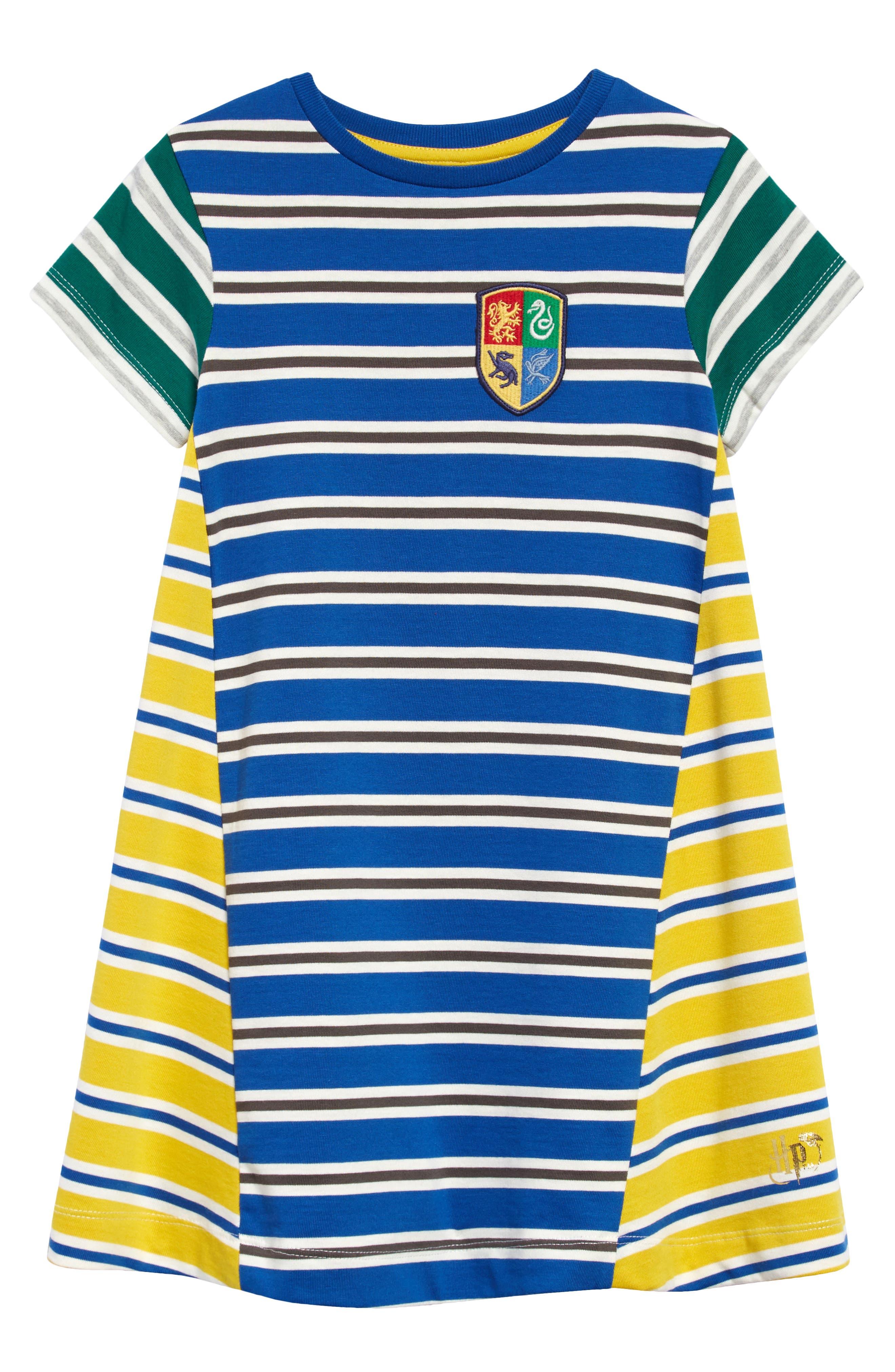 Baby Bottle B Blue Cotton Girl Toddler Long Sleeve Ruffle Shirt Top