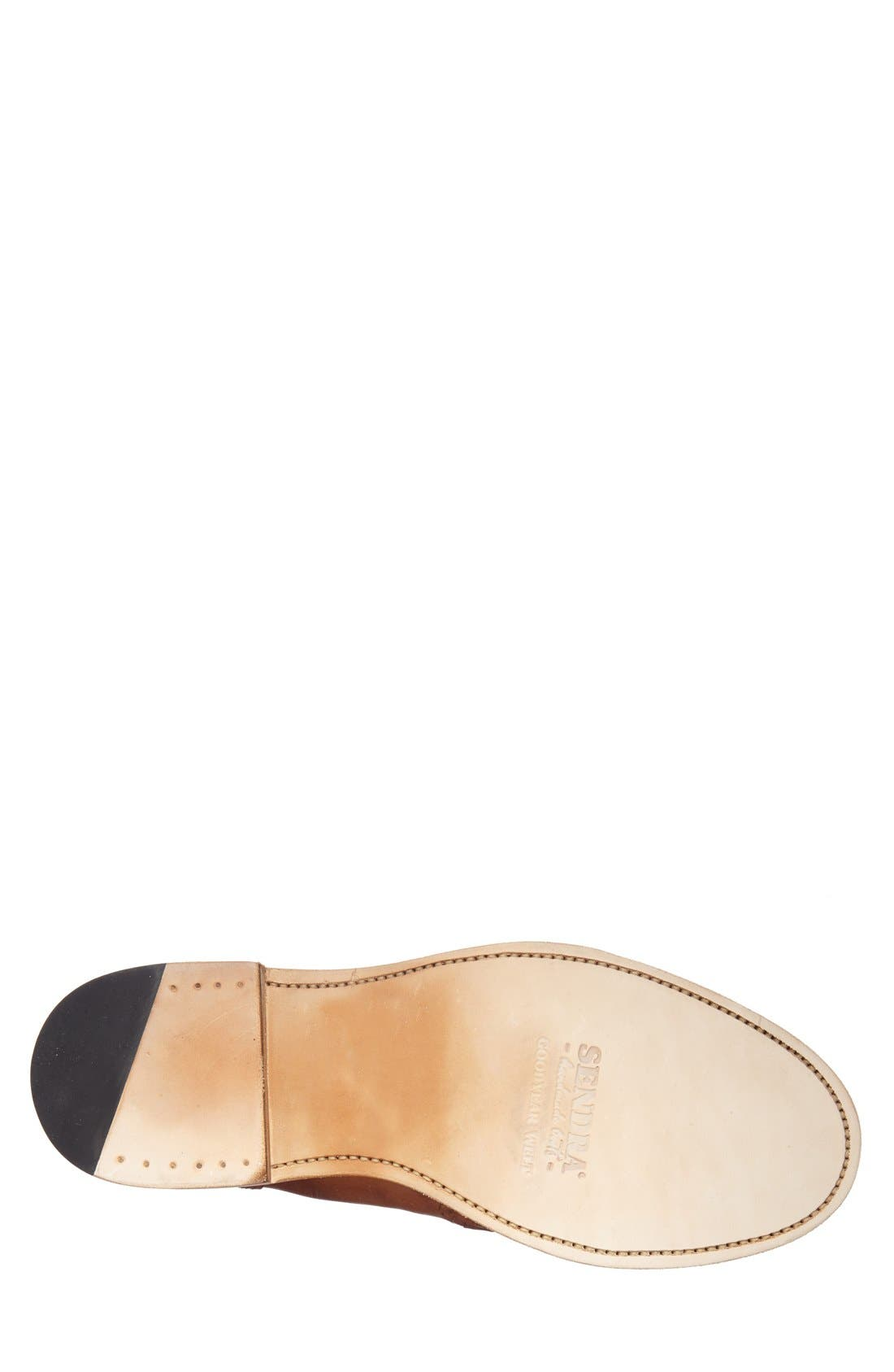 Boots 'Noris' Chukka Boot,                             Alternate thumbnail 4, color,                             Evolution Tan