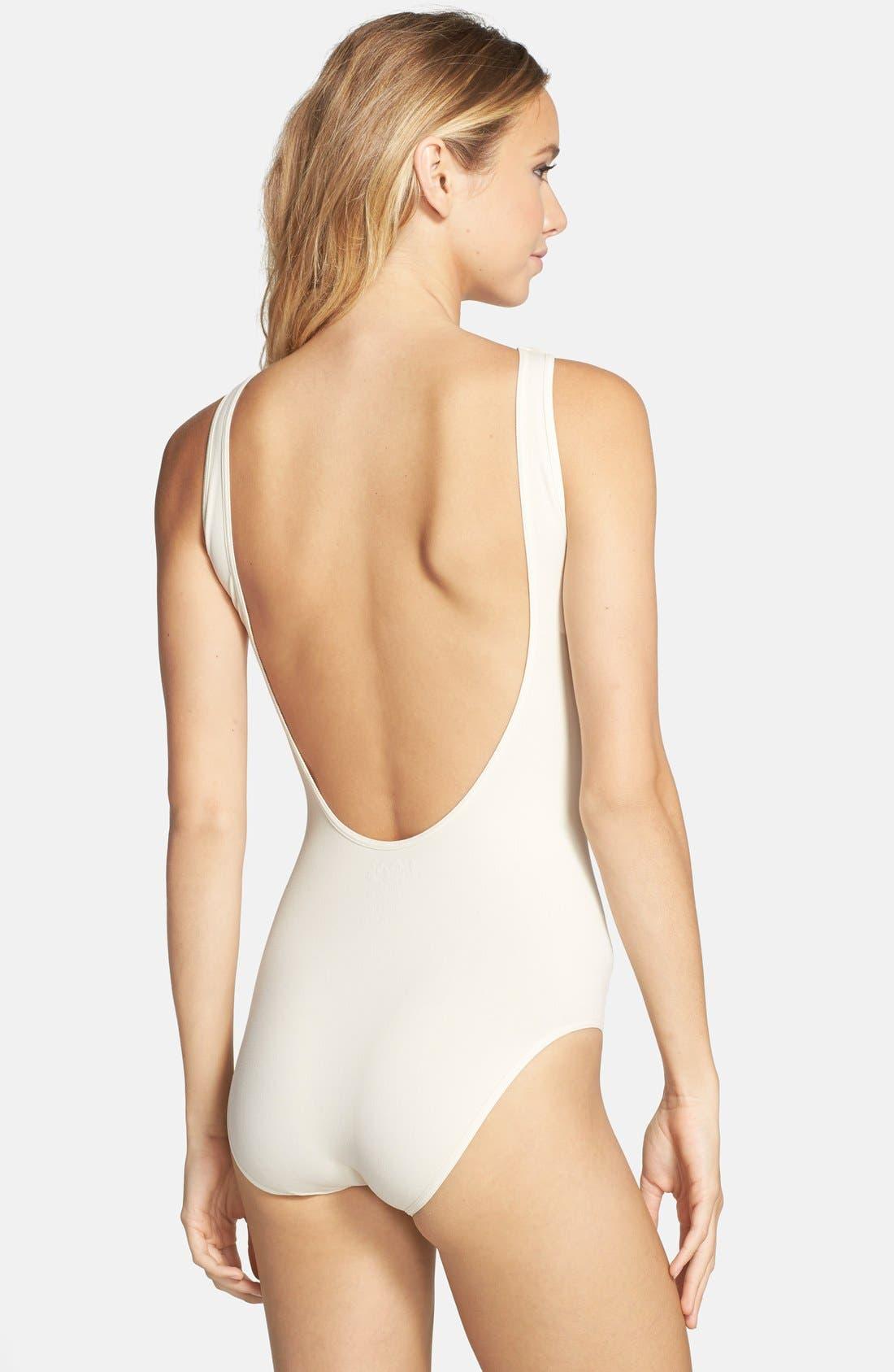 Alternate Image 2  - Free People 'Bella' Bodysuit