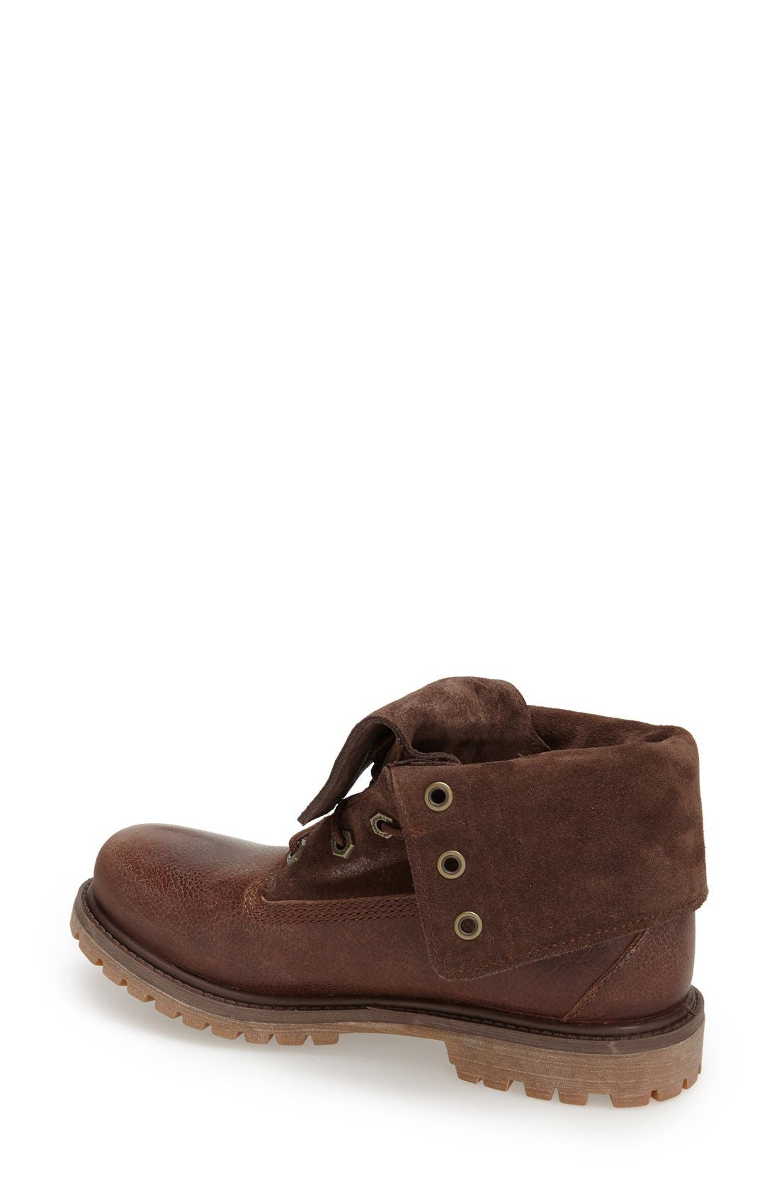 Alternate Image 2  - Timberland Waterproof Leather Boot (Women)