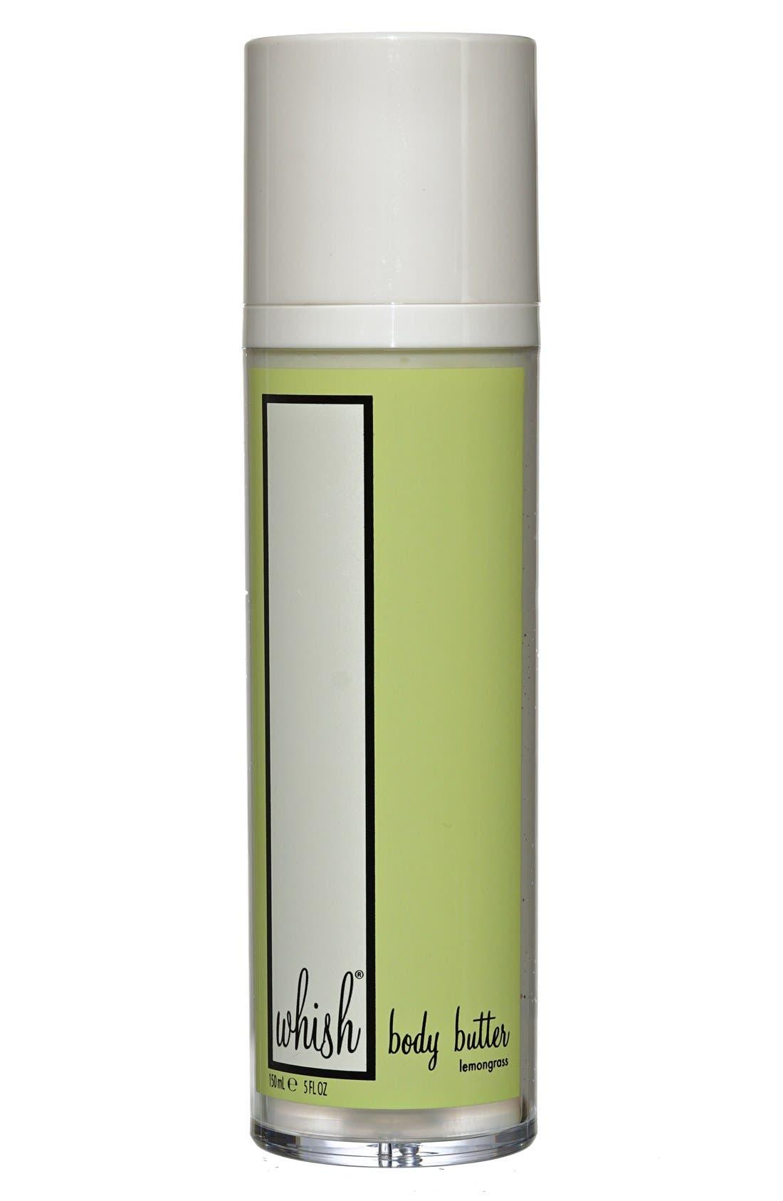 Whish™ Lemongrass Body Butter