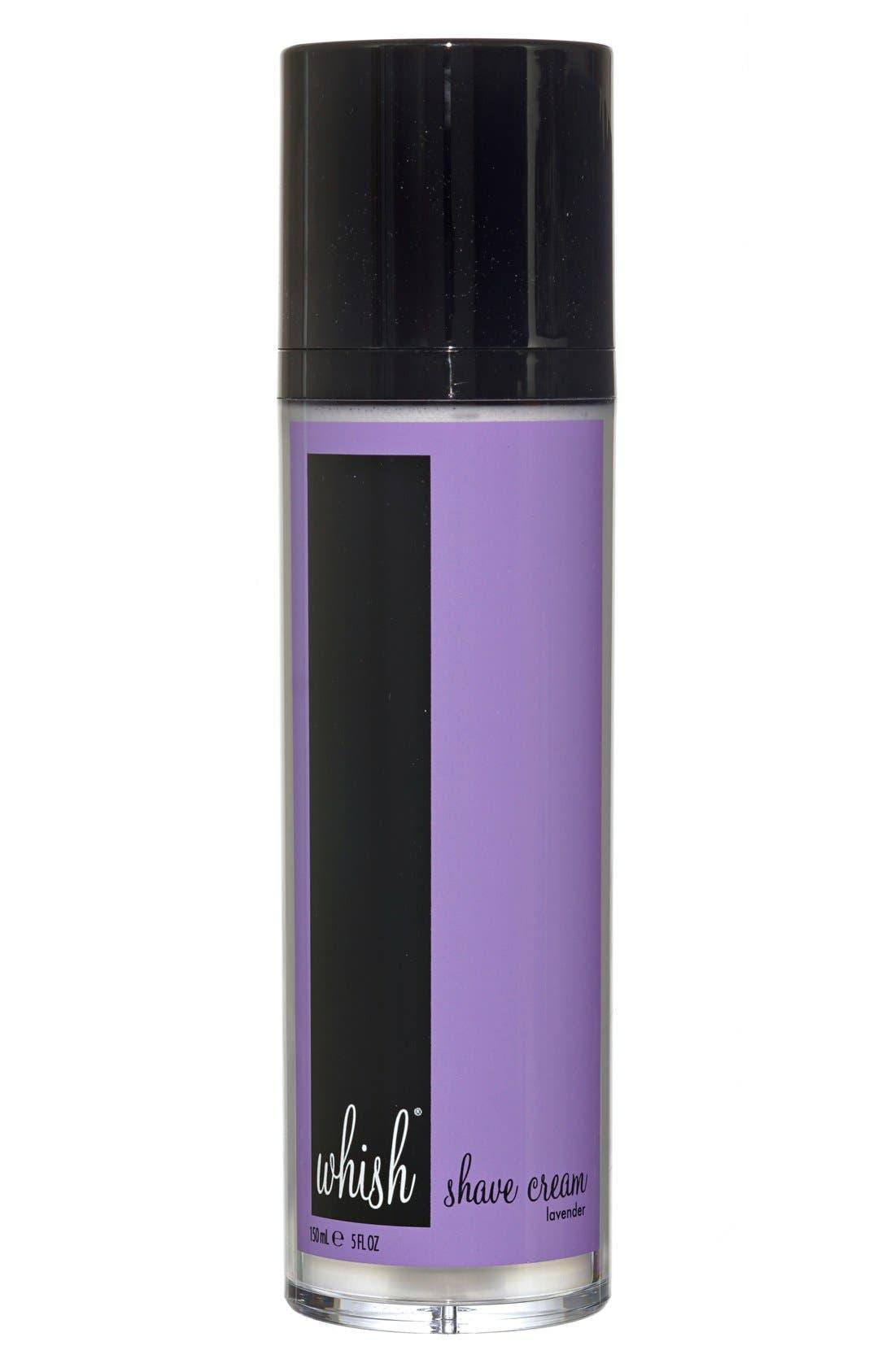 Whish™ Lavender Shave Cream