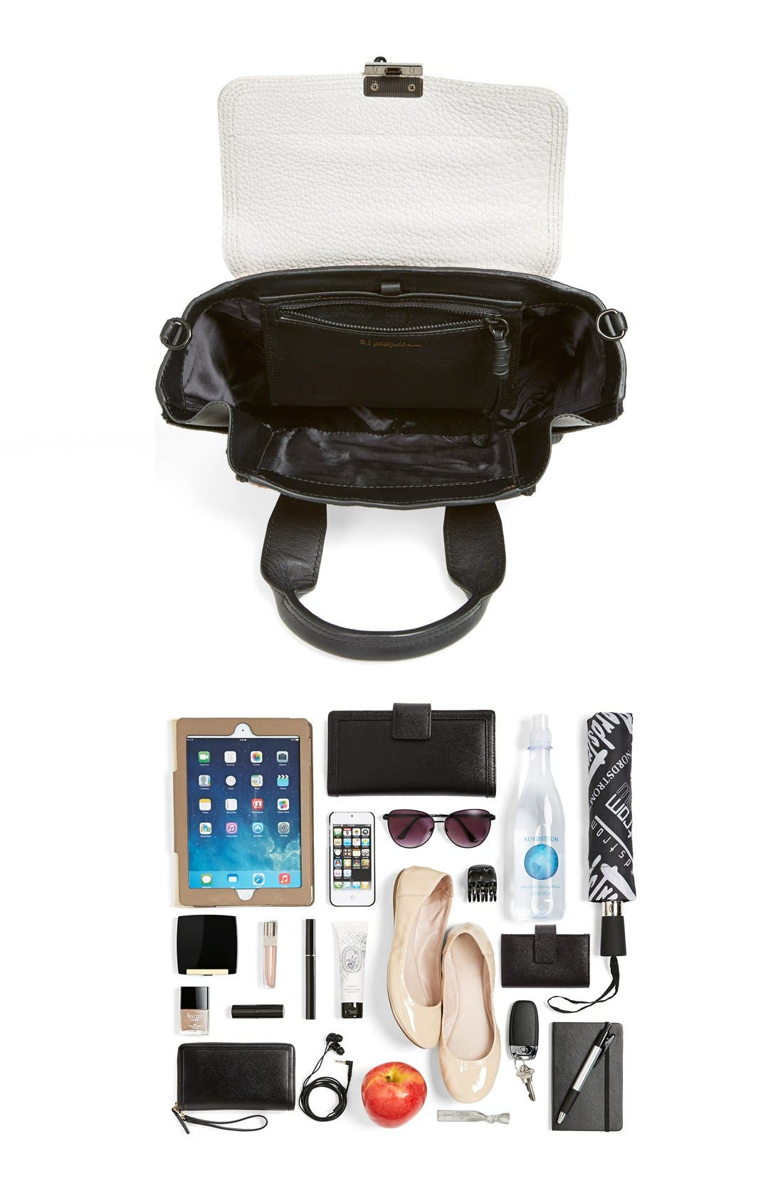 Alternate Image 7  - 3.1 Phillip Lim 'Large Pashli' Leather Satchel