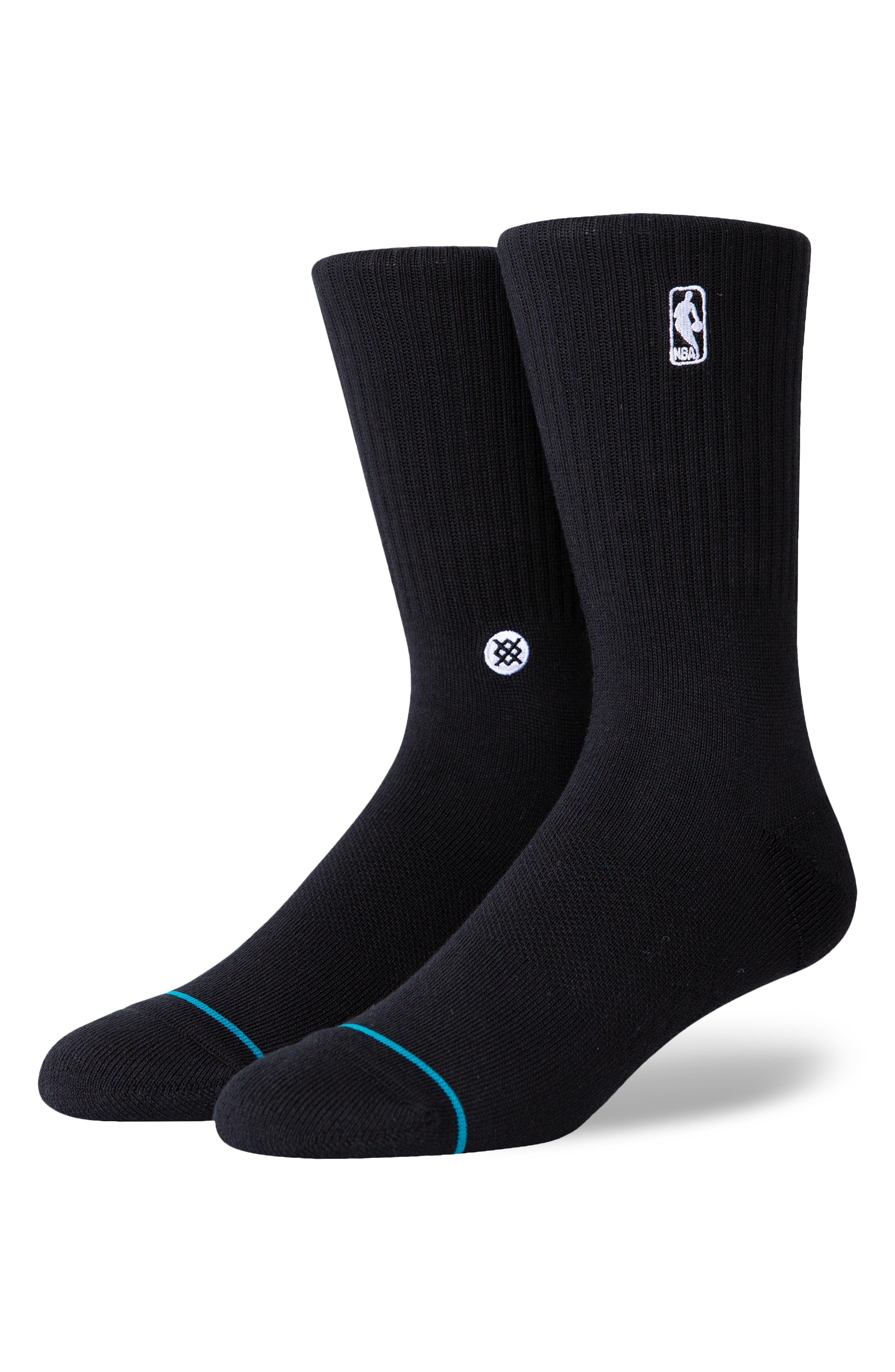 Stance Network Mens Sock Black M