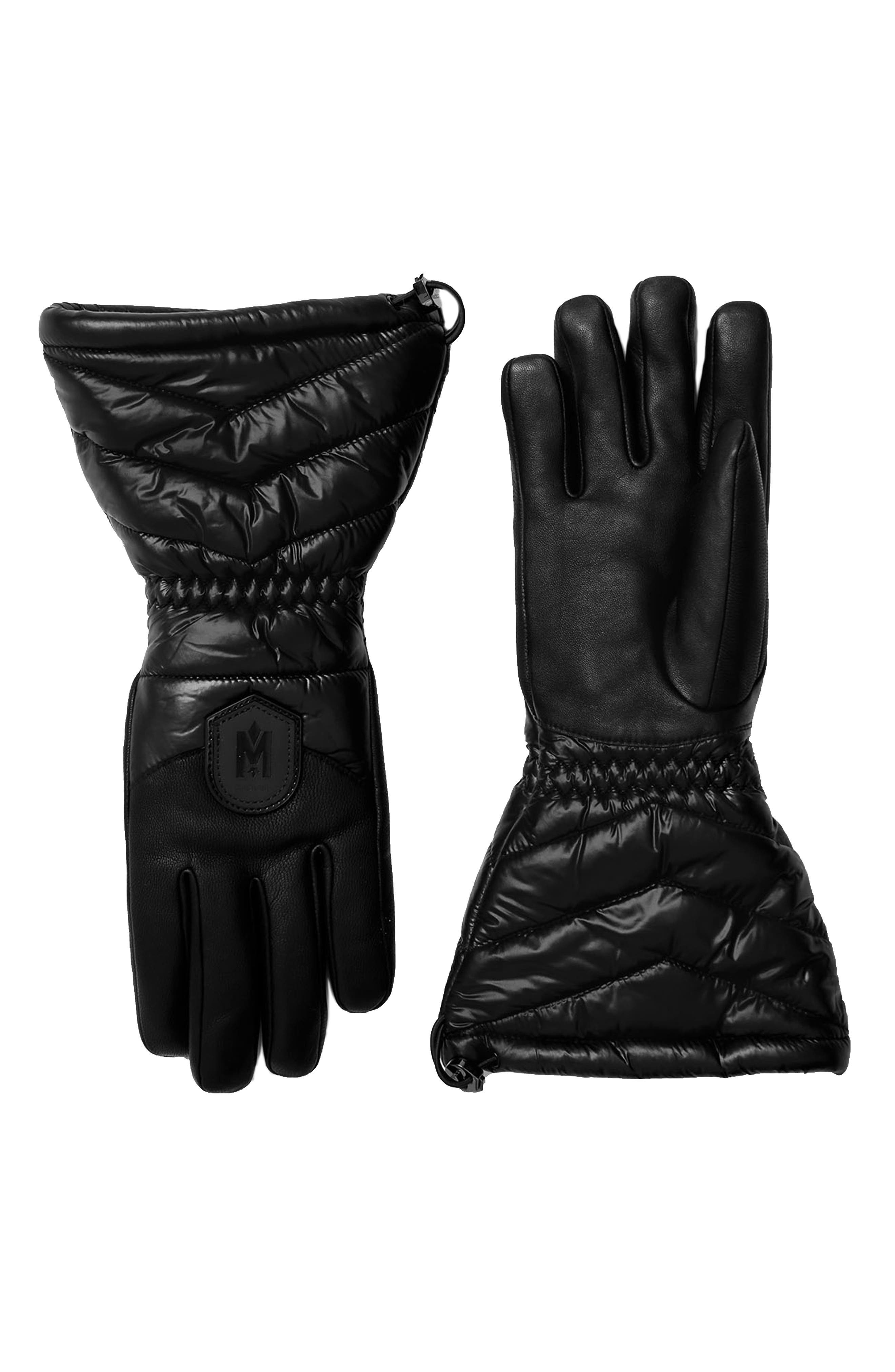 Faux leather woman/'s gloves Winter gloves Wine Gloves Black gloves Touchscreen gloves Eco Friendly Gloves Purple Gloves