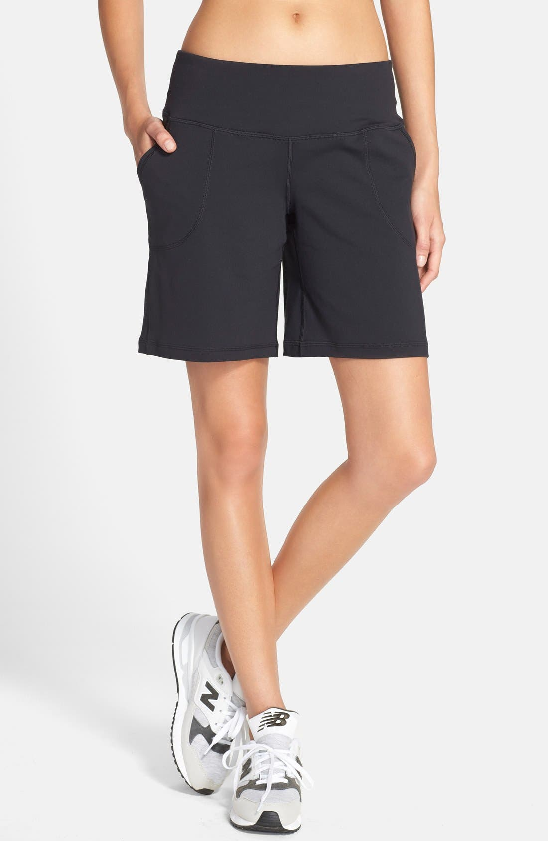 New Balance 'Premium Performance' Sport Bermuda Shorts