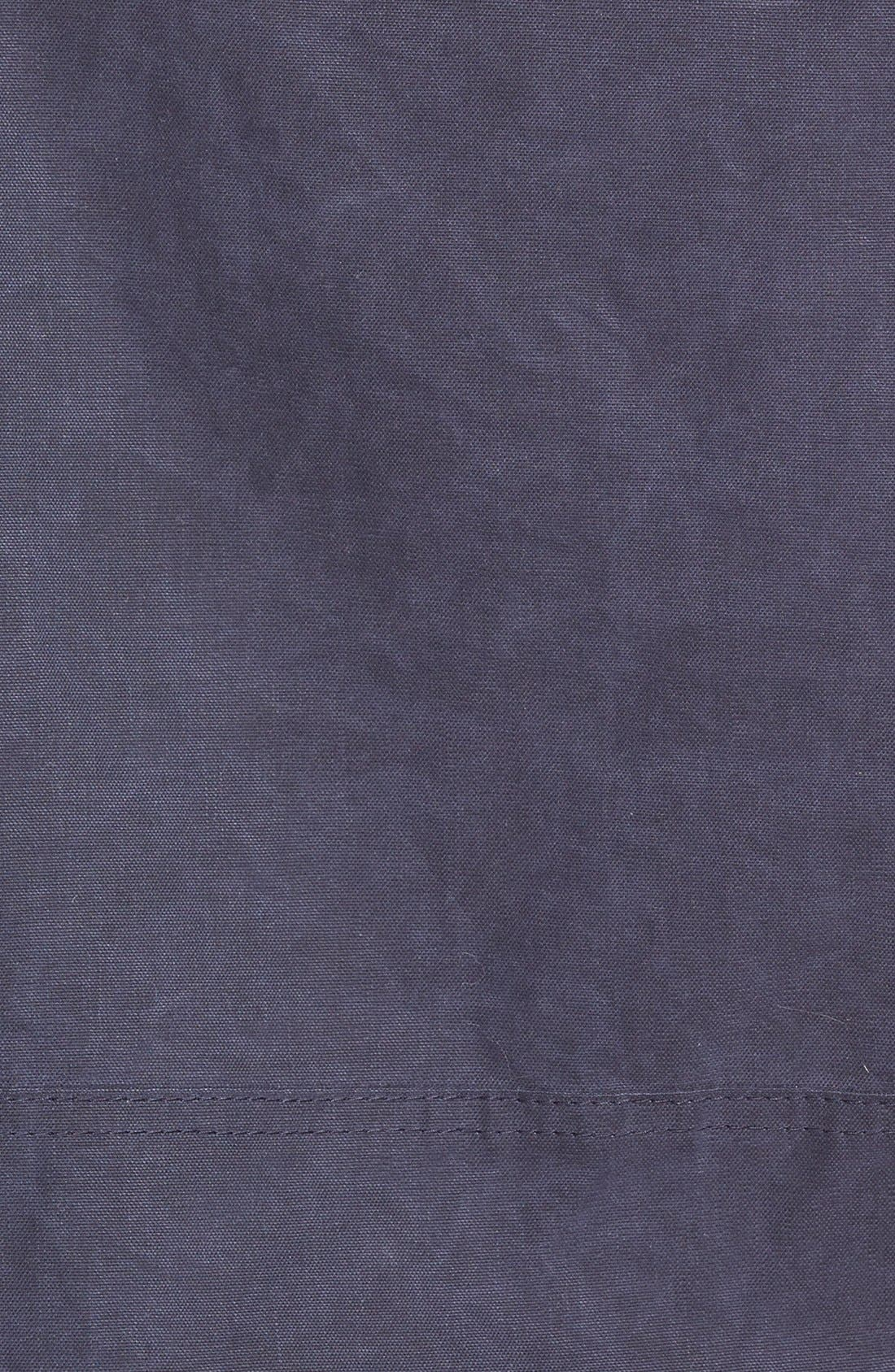 Alternate Image 3  - Timberland 'Mount Davis' Waxed Cotton Hooded Jacket