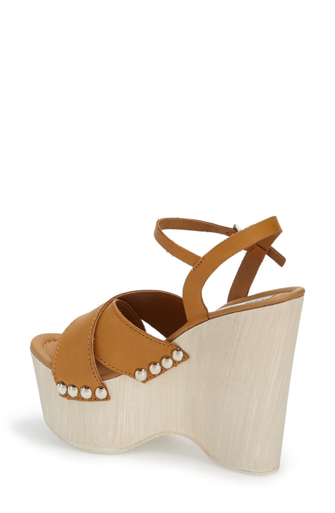 Alternate Image 2  - Steve Madden 'Lylia' Wedge Sandal (Women)