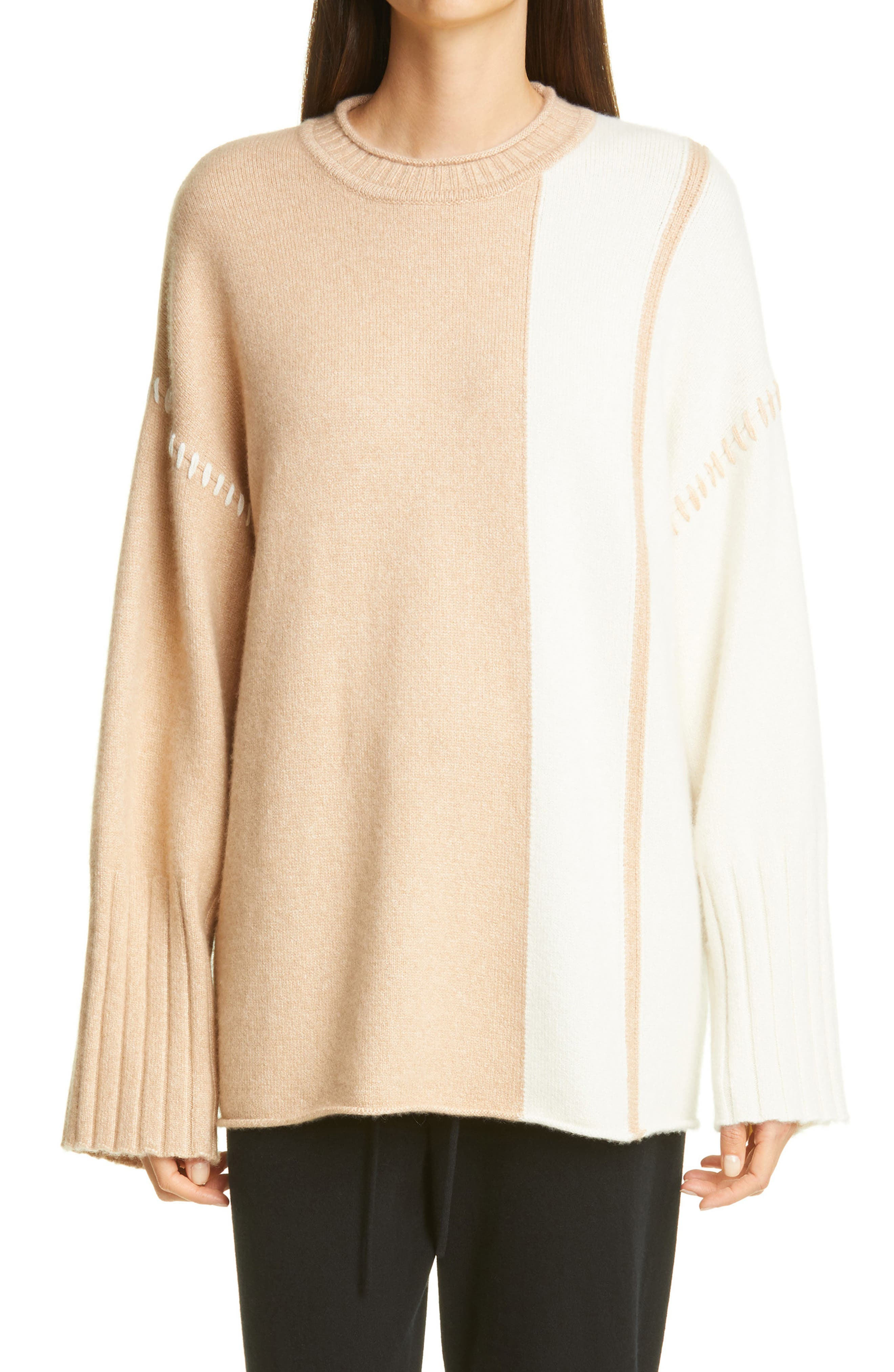 2 St John Black Knit Sweater /& Blue Knit Sweater XL