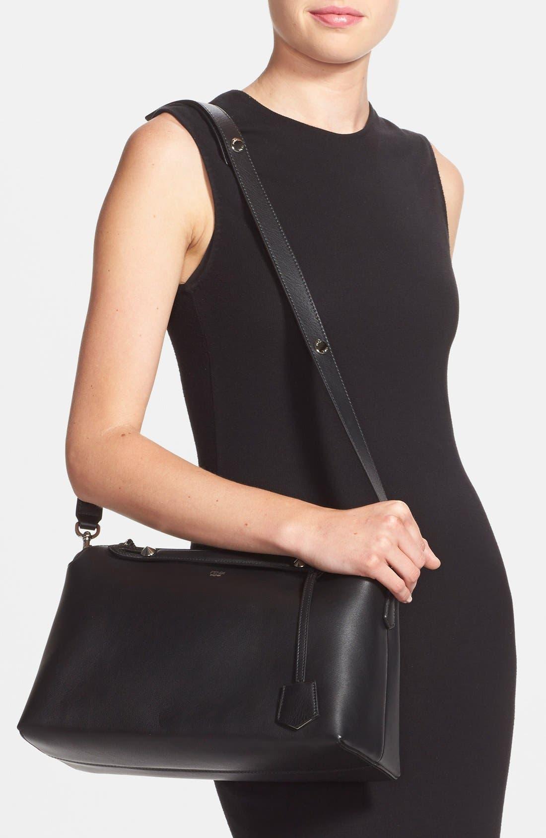 Alternate Image 2  - Fendi Large by the Way Leather Shoulder Bag
