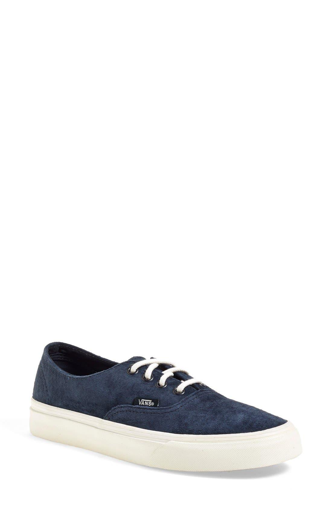 Alternate Image 1 Selected - Vans 'Authentic - Era Decon CA' Sneaker (Women)