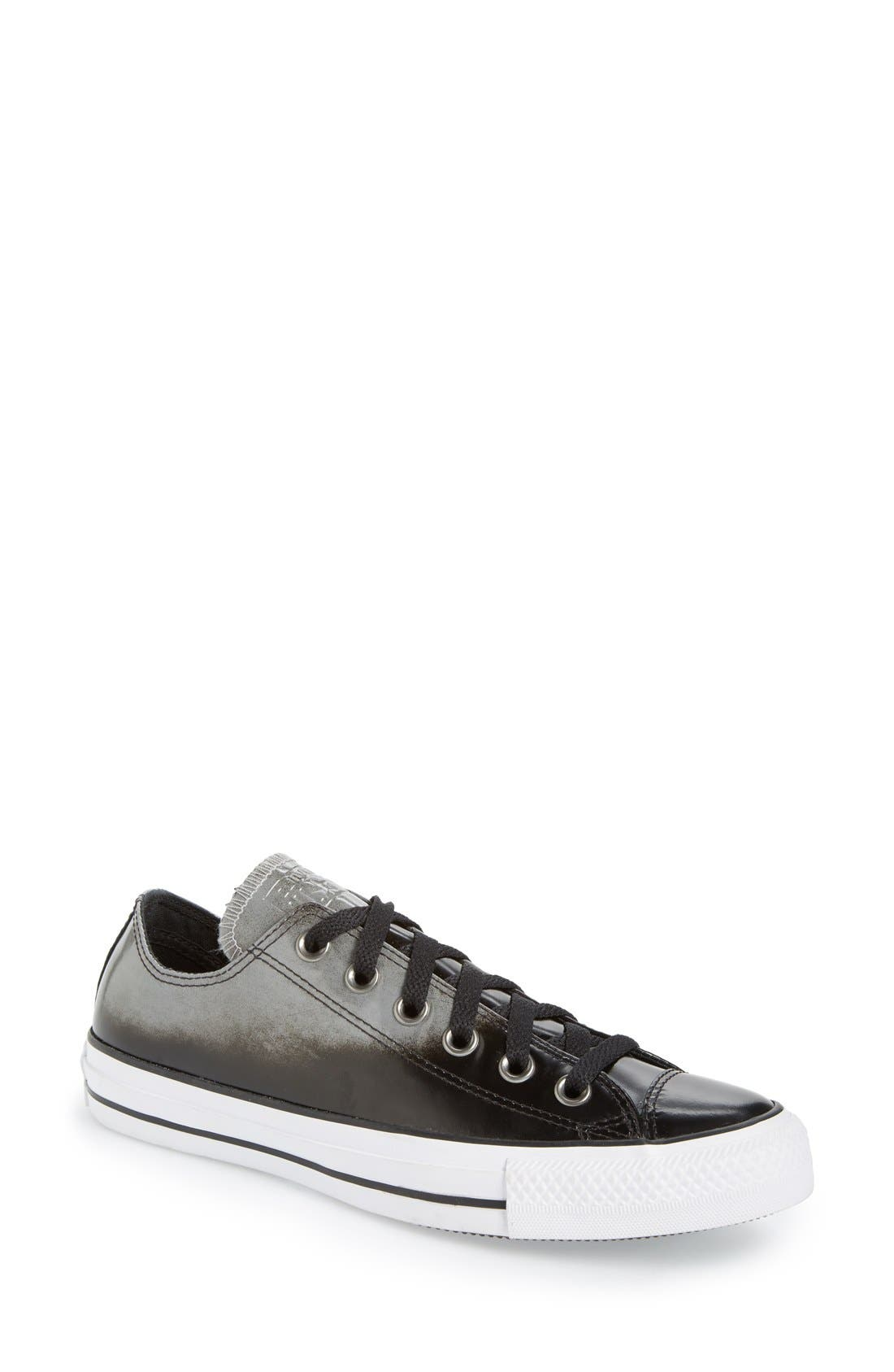 Alternate Image 1 Selected - Converse All Star®Chuck Taylor® 'OmbréOx' Sneaker (Women)
