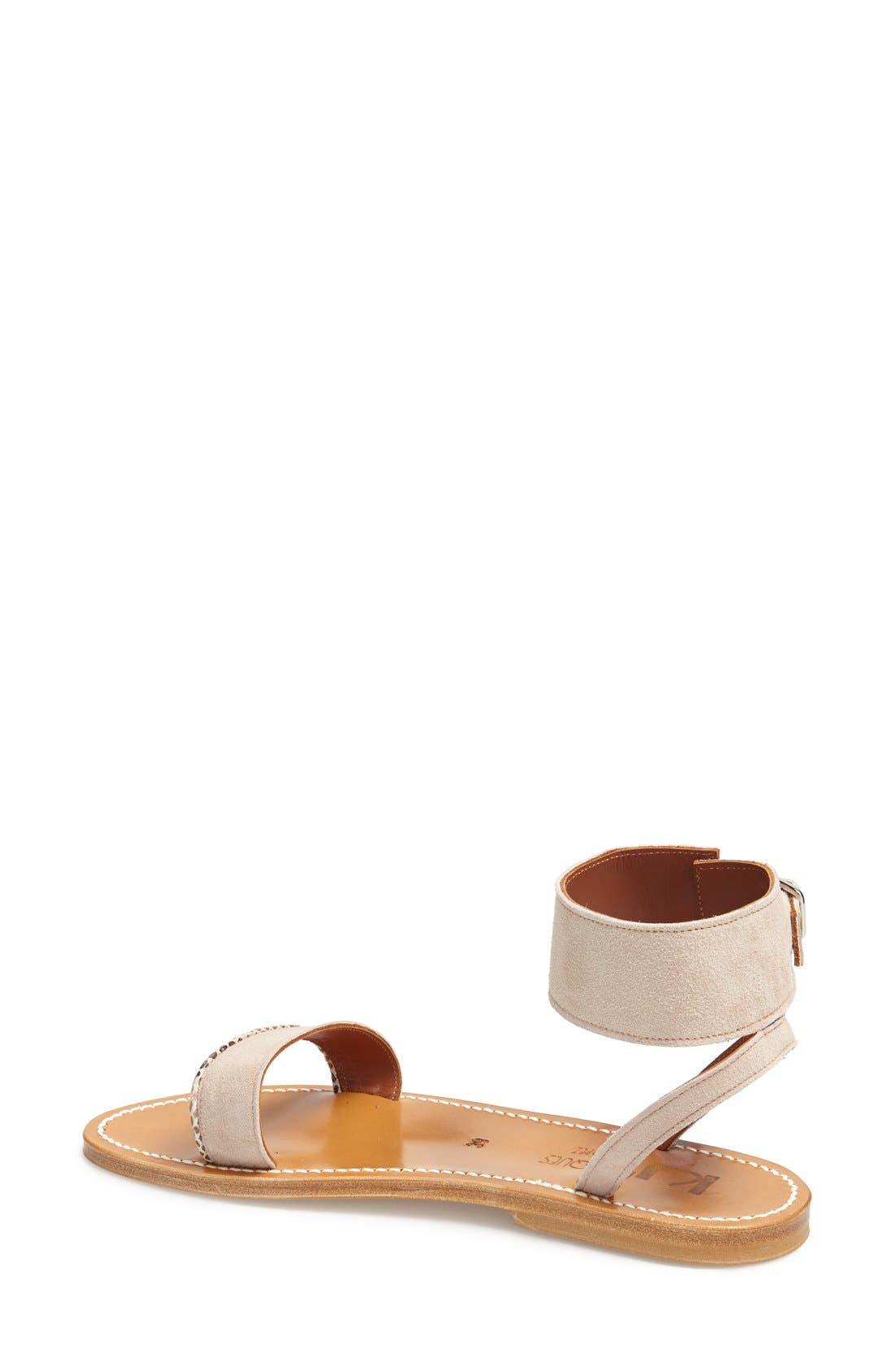 Alternate Image 2  - K.Jacques St. Tropez 'Saratoga' Ankle Strap Sandal