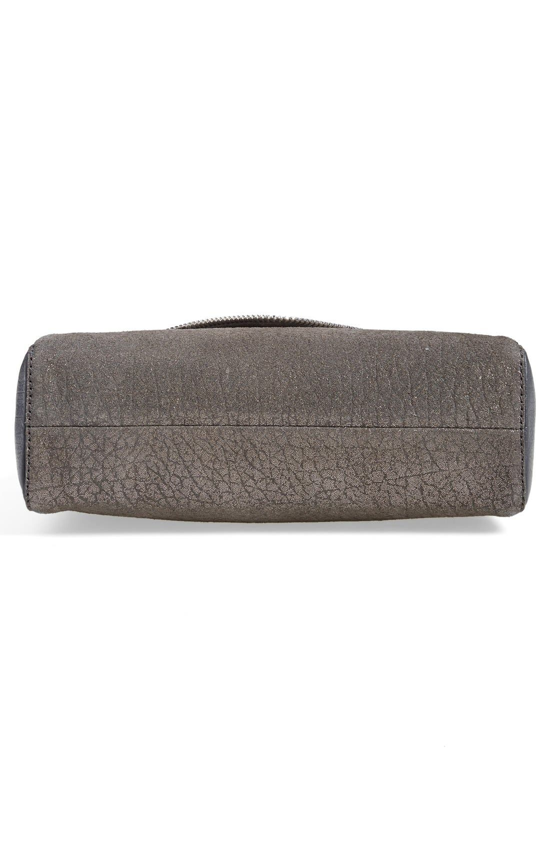 Alternate Image 6  - Halogen® Zip Detail Envelope Crossbody Bag