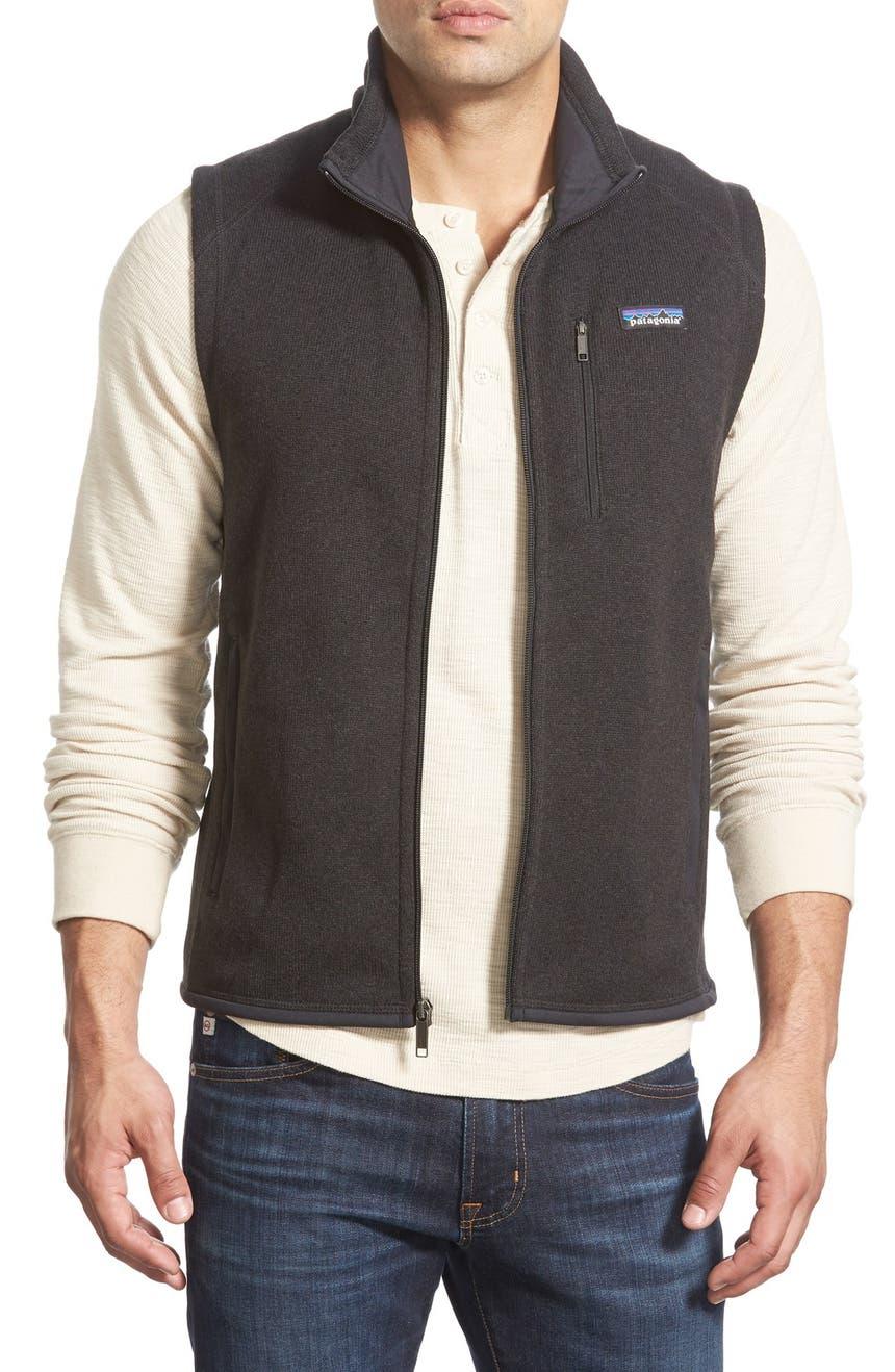 Patagonia 'Better Sweater' Zip Front Vest | Nordstrom