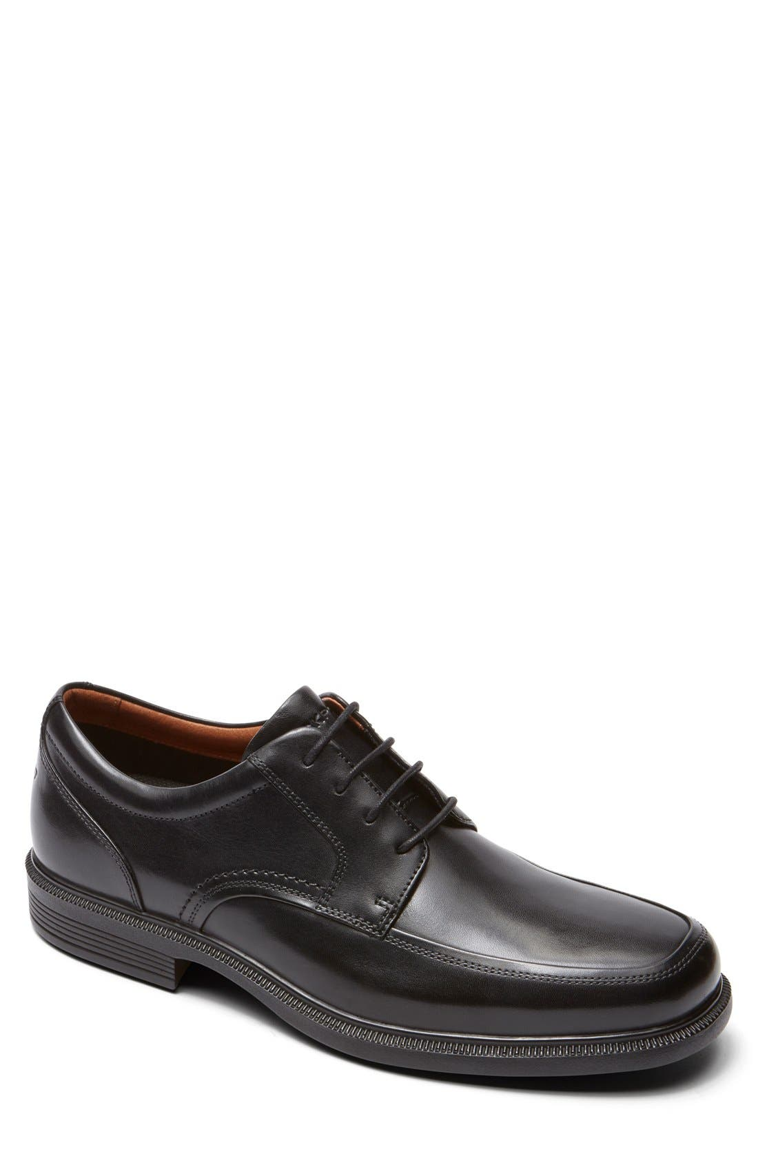 ROCKPORT DresSports Luxe Apron Toe Derby