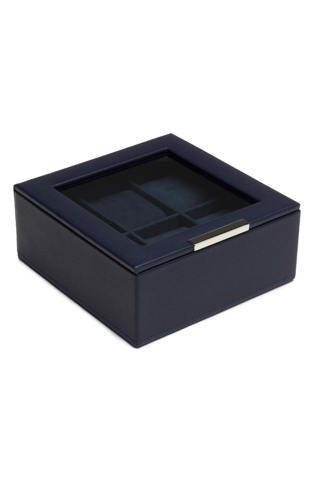 Alternate Image 1 Selected - Wolf Stackable Watch Case Wolf Stackable Watch Case