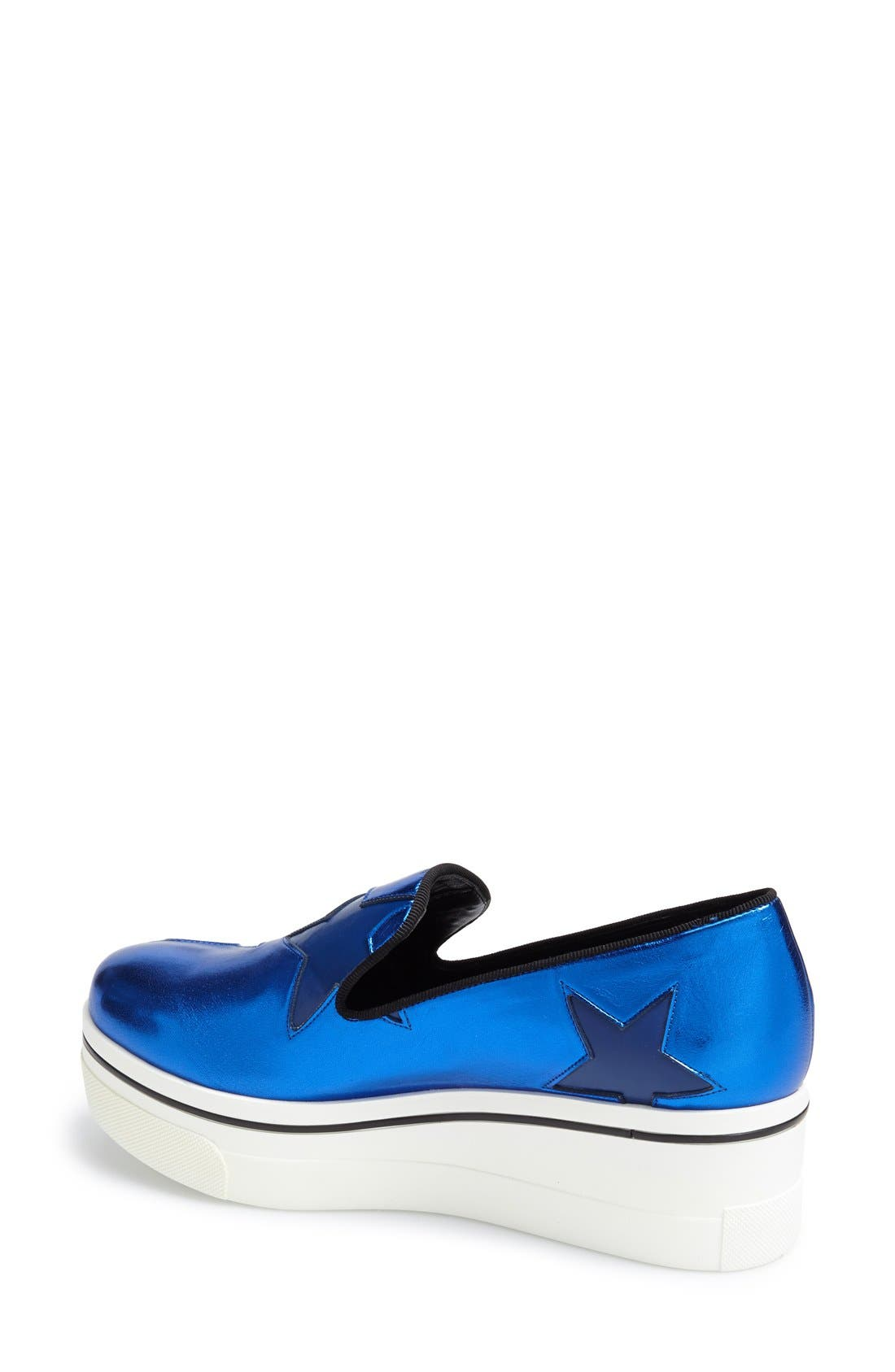 Alternate Image 2  - Stella McCartney 'Star' Platform Loafer (Women)