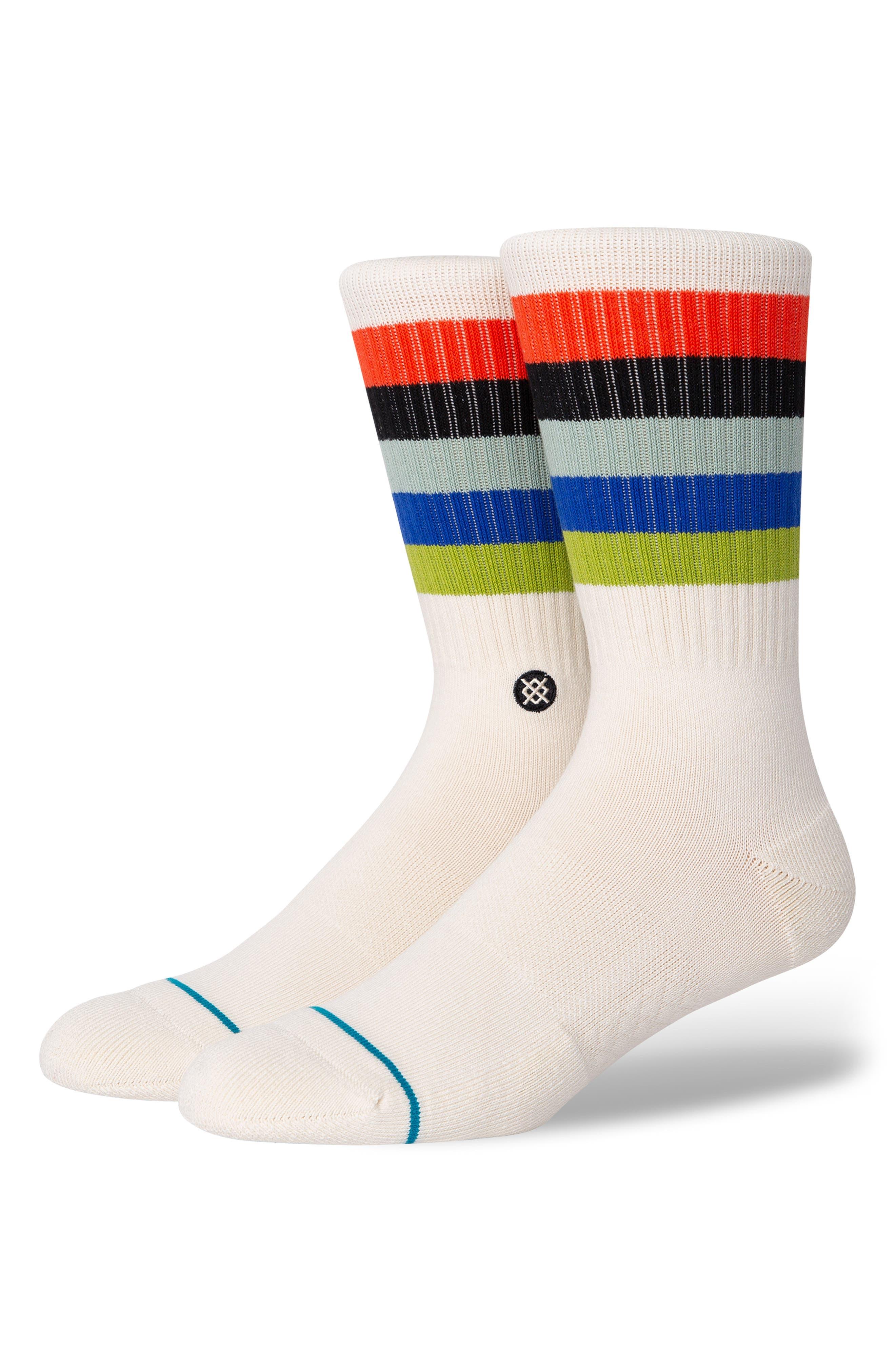 Stance Womens Icon Low Socks White Medium