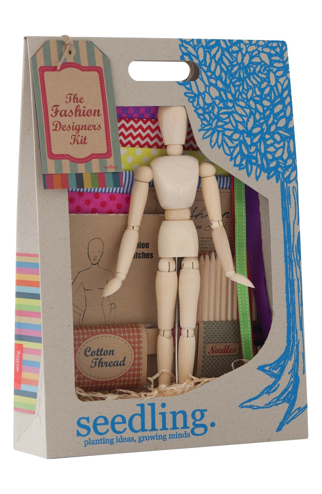 seedling 'Fashion Designers' Kit