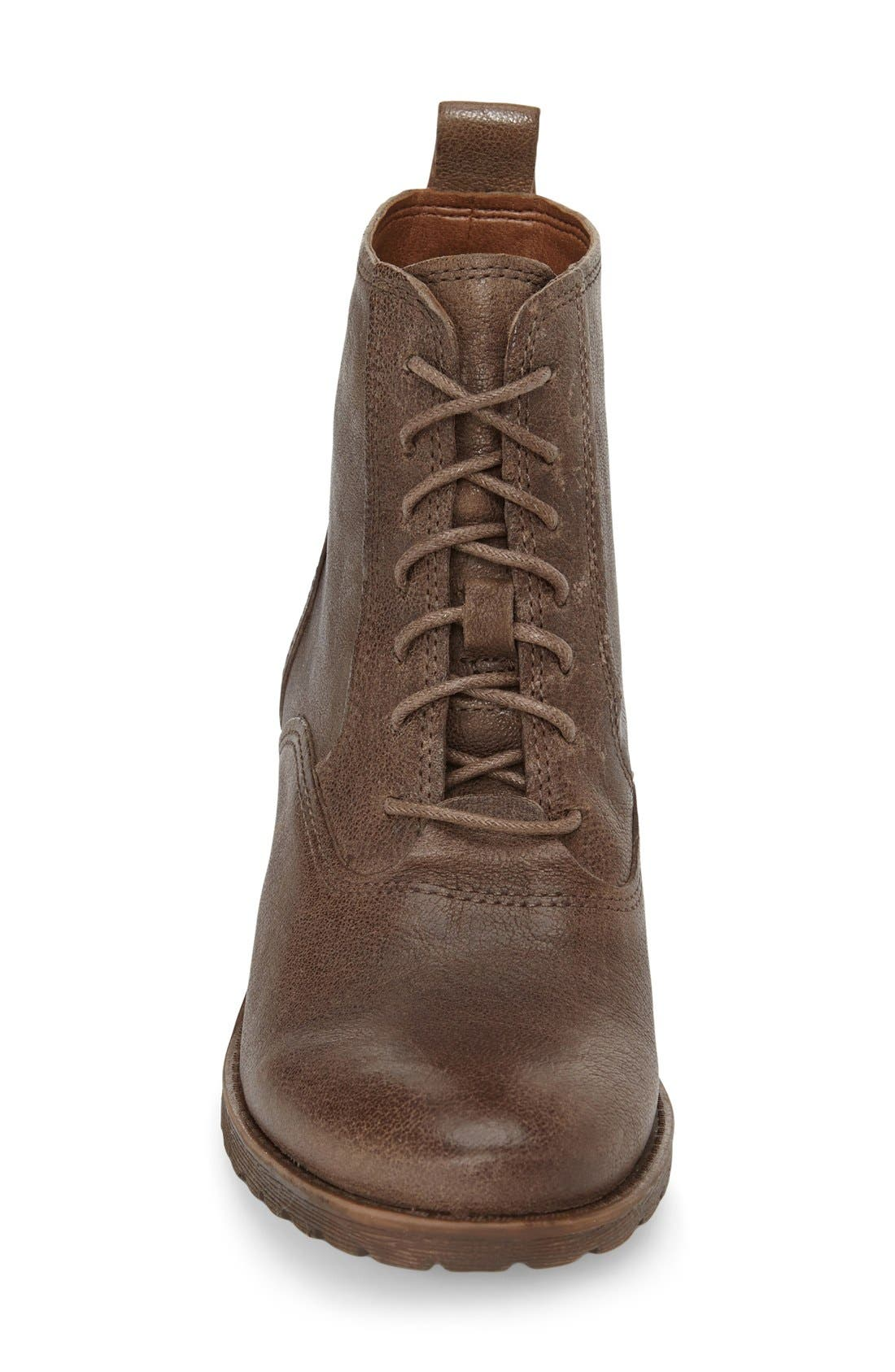 Alternate Image 3  - Lucky Brand 'Giorgia' Lace Up Bootie (Women)