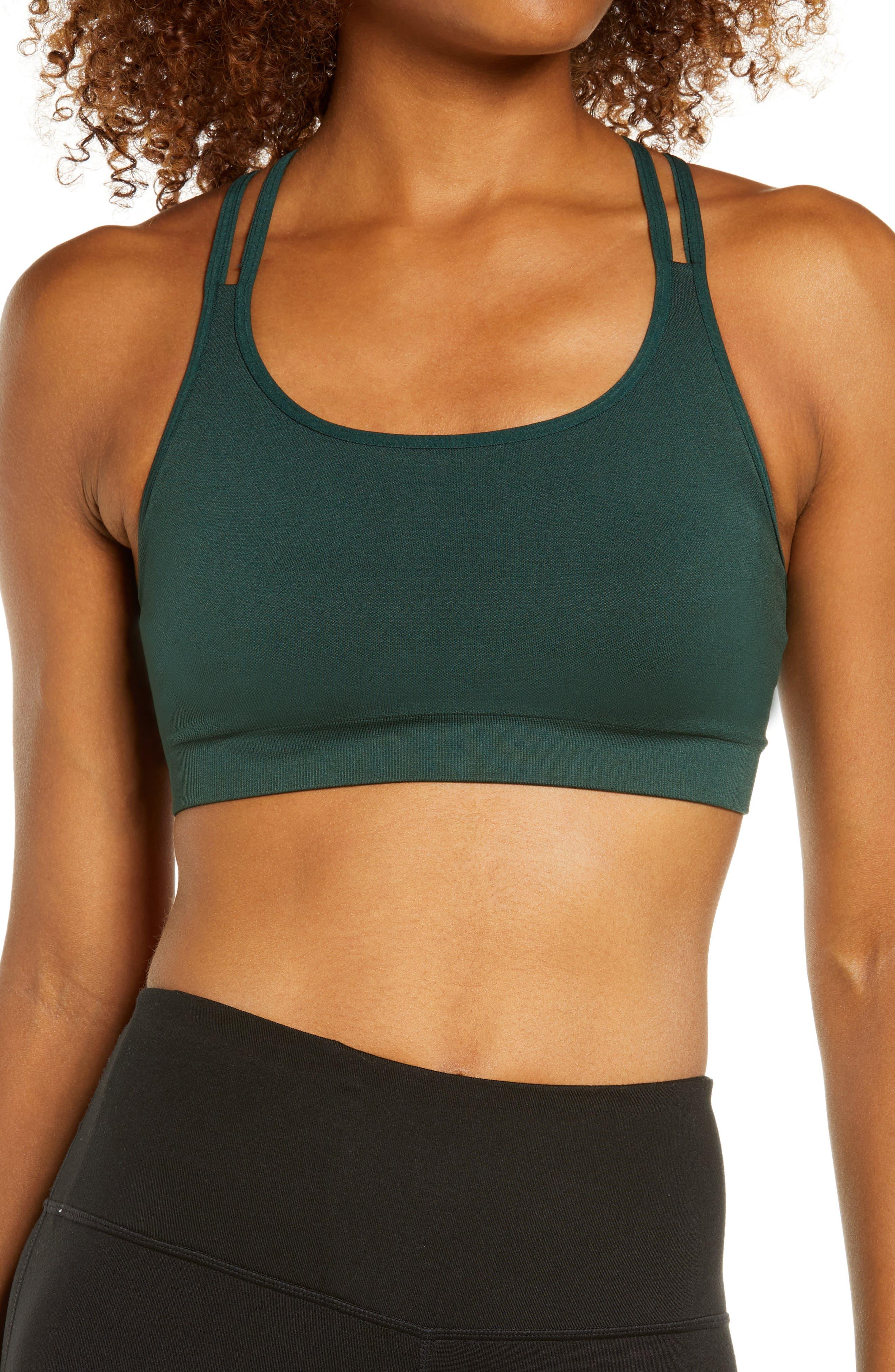 MiaoC Longline Sports Bras for Women Sleeveless Casual Vest Chest Pad Seamless Fitness Movement Short Yoga Tank Tops