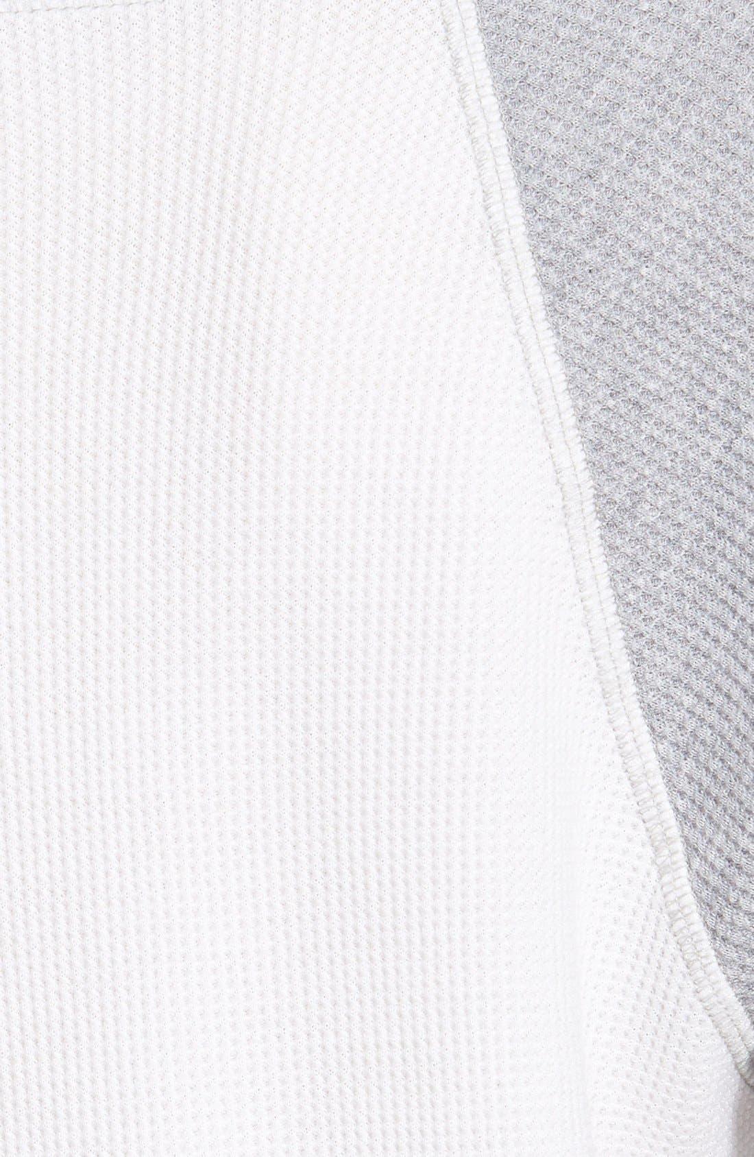 Alternate Image 3  - Splendid Long Sleeve Thermal Tee