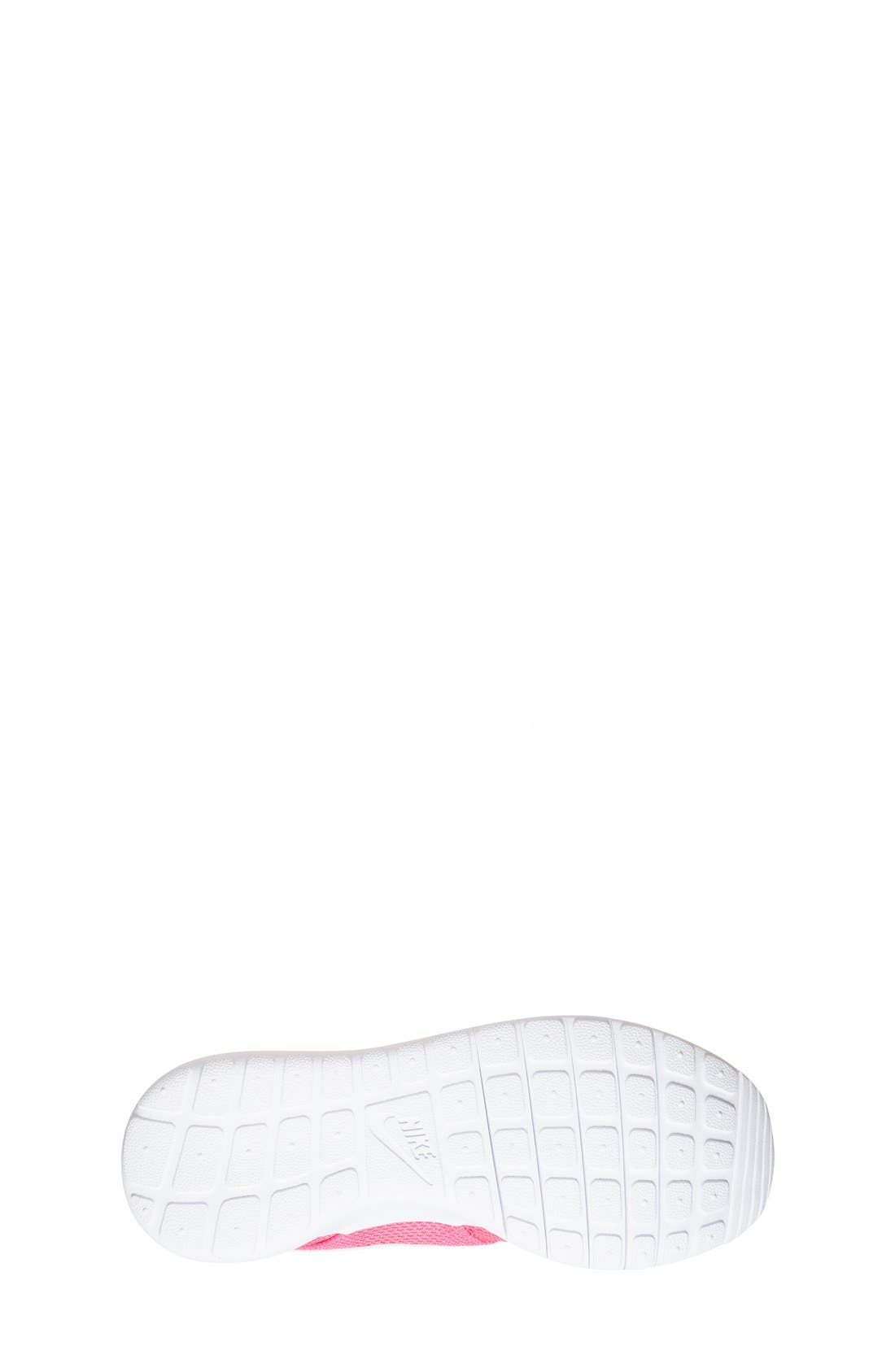 Alternate Image 3  - Nike 'Roshe Run' Athletic Shoe (Little Kid & Big Kid)