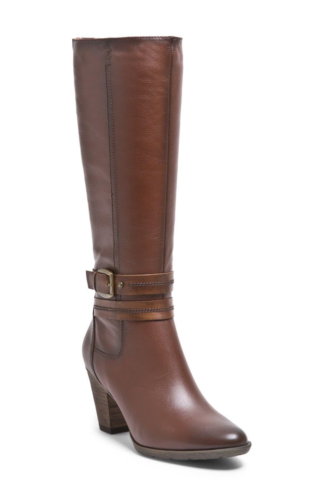 Alternate Image 1 Selected - Blondo 'Florane' Waterproof Leather Boot (Women)