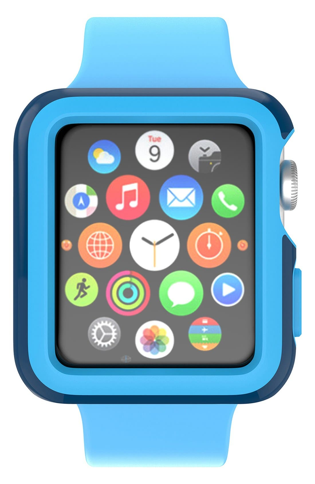 Alternate Image 1 Selected - Speck 'Candyshell' Apple Watch Case, 38mm