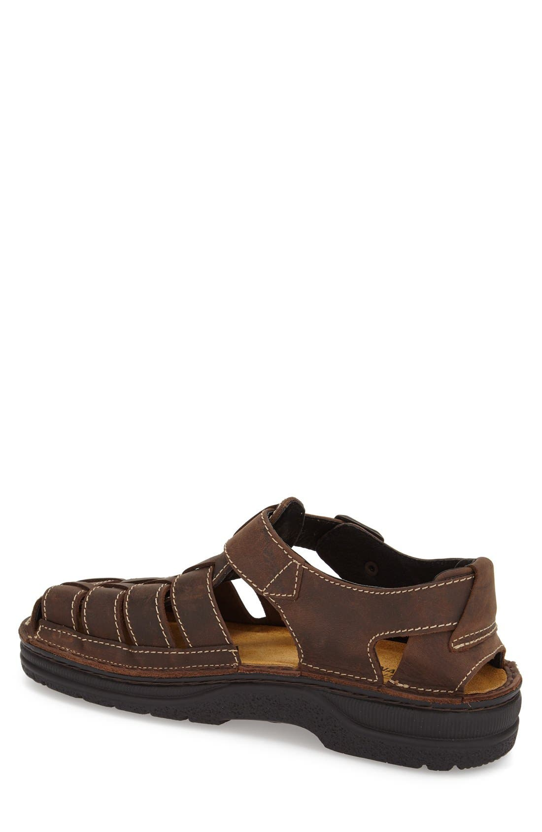 Alternate Image 2  - Naot Julius Fisherman Sandal (Men)