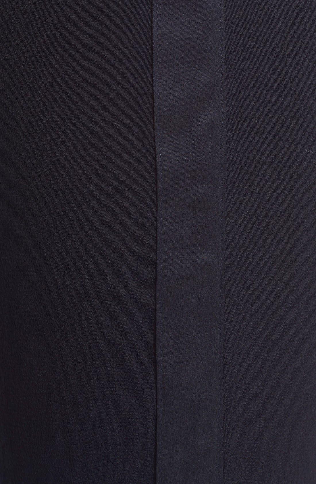 Alternate Image 3  - Rebecca Taylor 'Emma' Side Stripe Pants