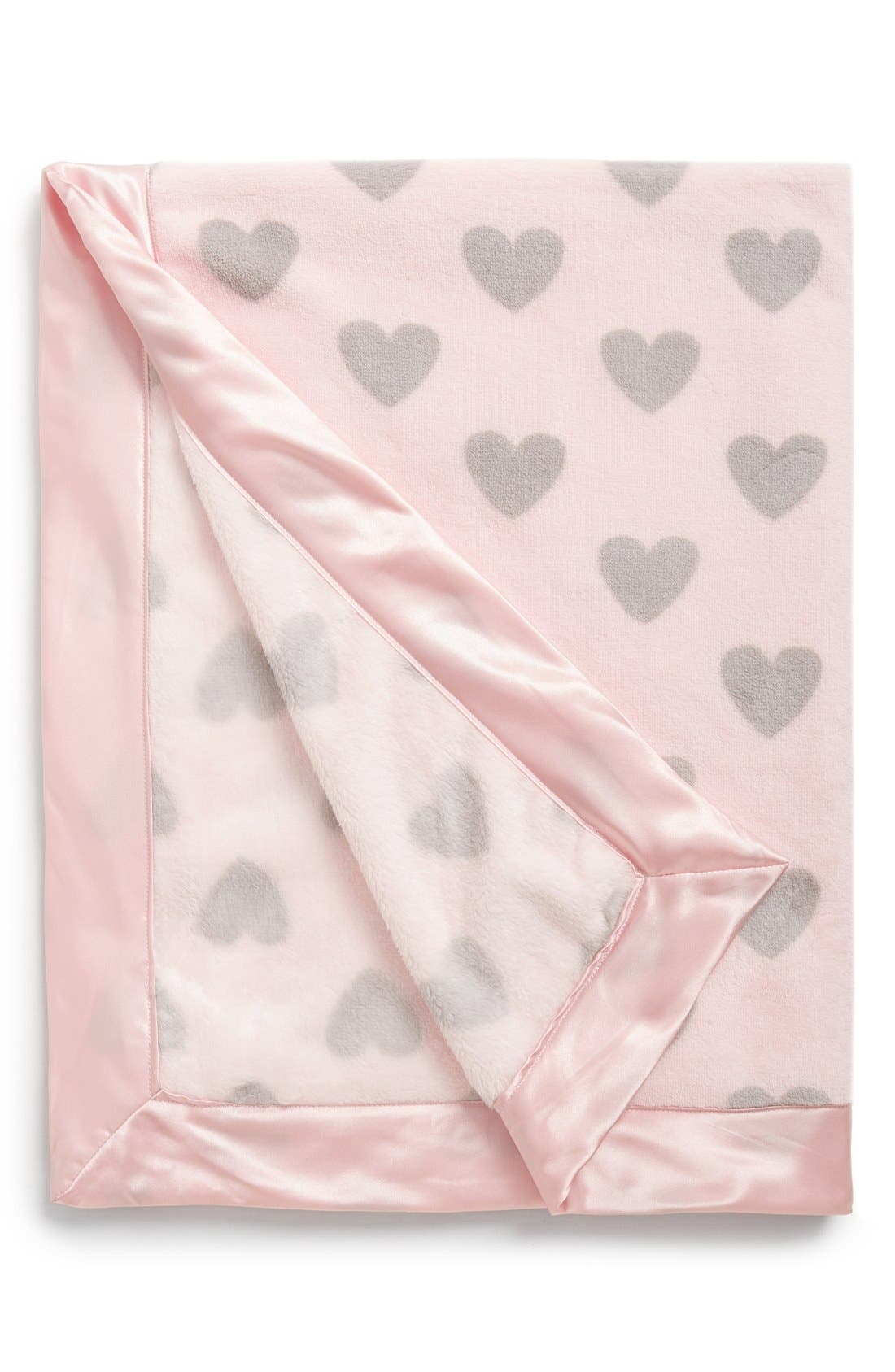 Alternate Image 1 Selected - Nordstrom Baby Print Blanket