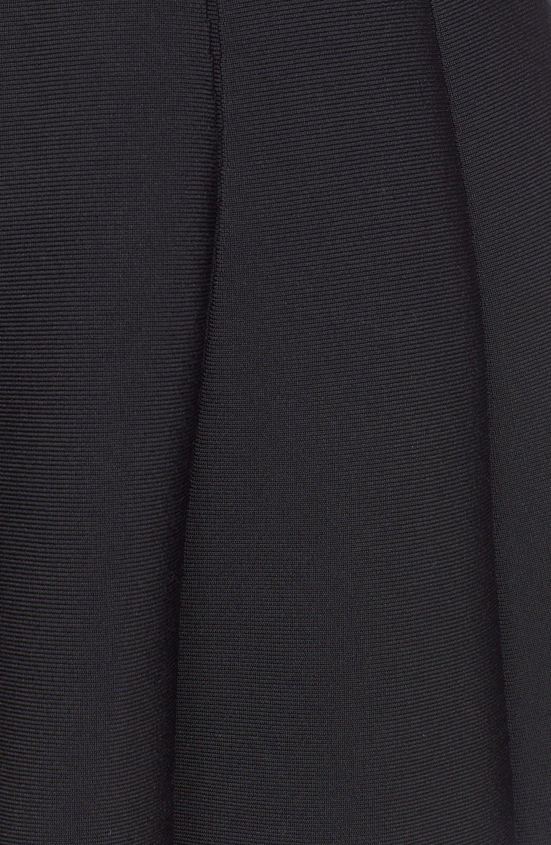 Alternate Image 3  - Parker 'Zoey' Pleat A-Line Skirt