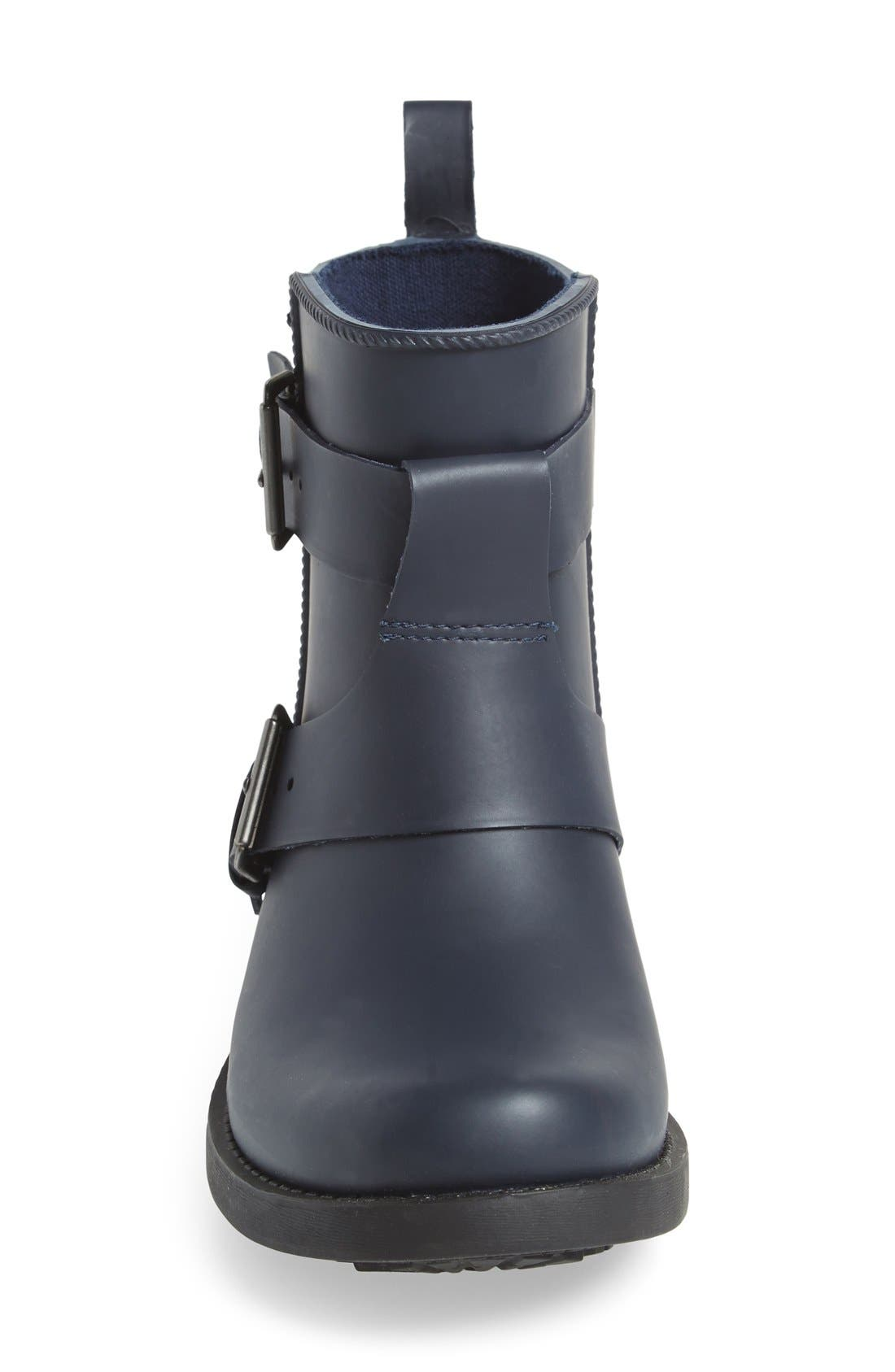 Alternate Image 3  - Gentle Souls 'Best Fun' Moto Rain Boot (Women)