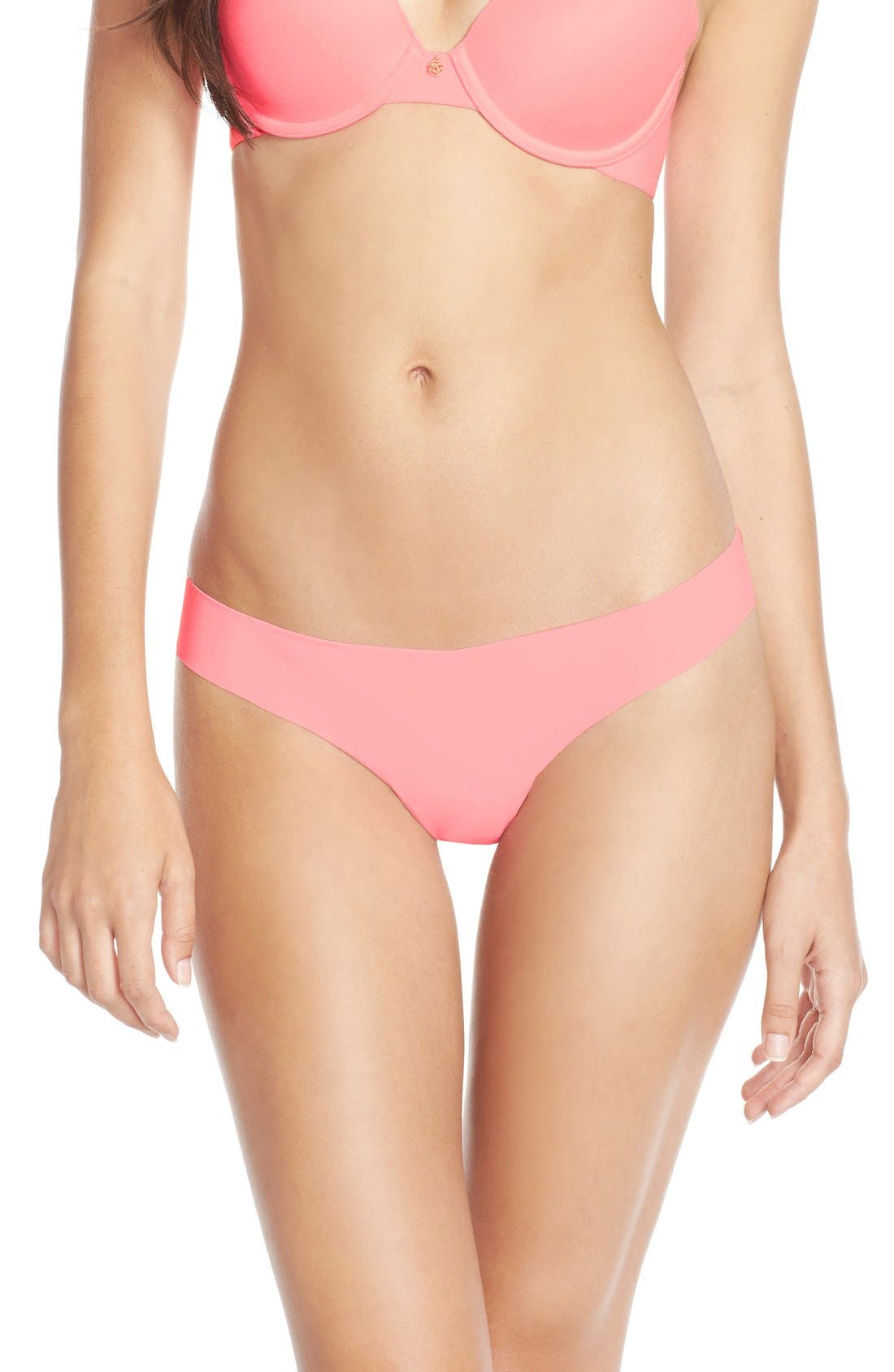 Alternate Image 1 Selected - Betsey Johnson 'Forever Perfect' Thong