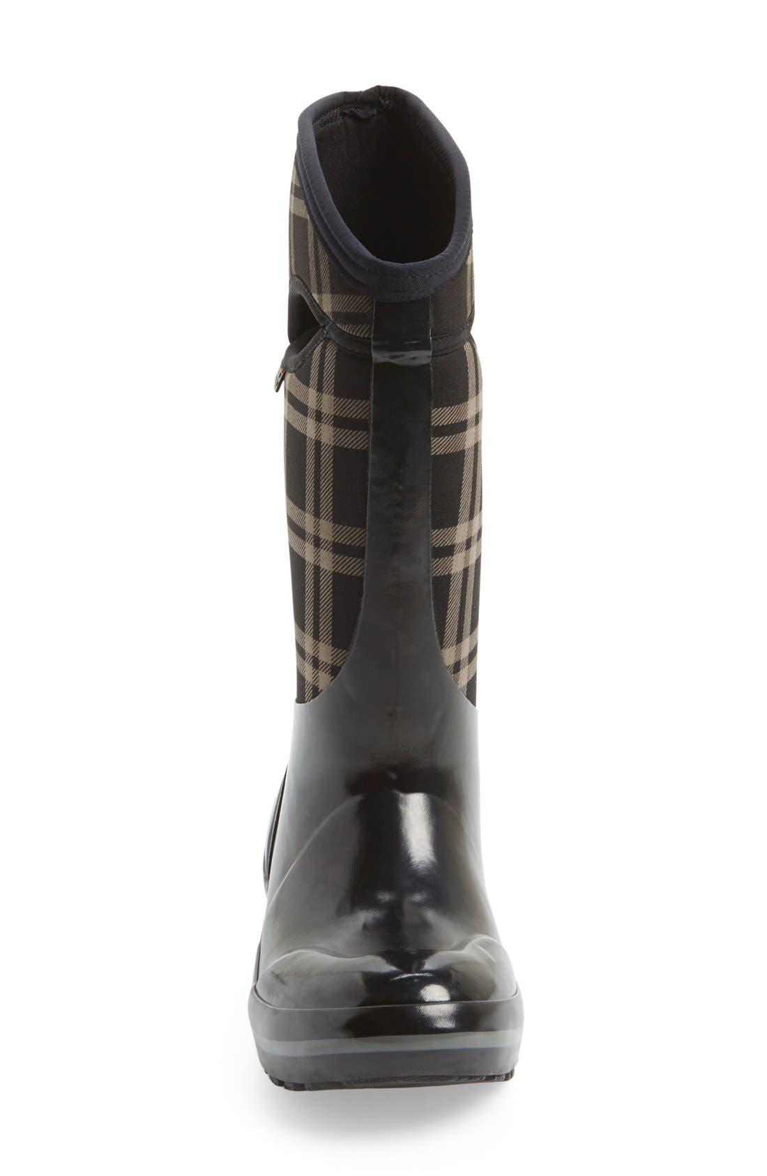Alternate Image 3  - Bogs 'Plimsoll' Waterproof Boot (Women)