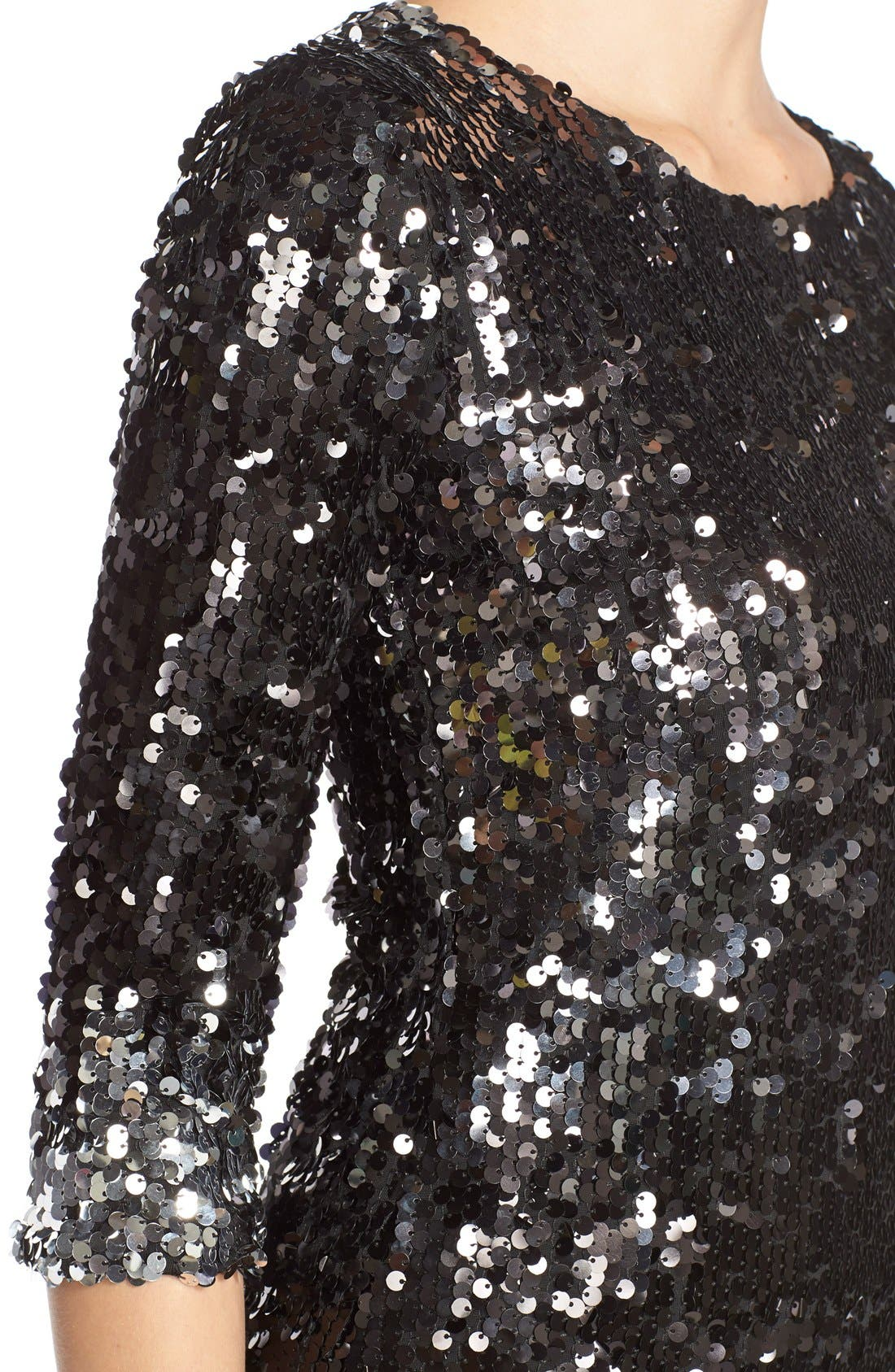 Alternate Image 5  - BB Dakota 'Elise' Ombré Sequin Sheath Dress