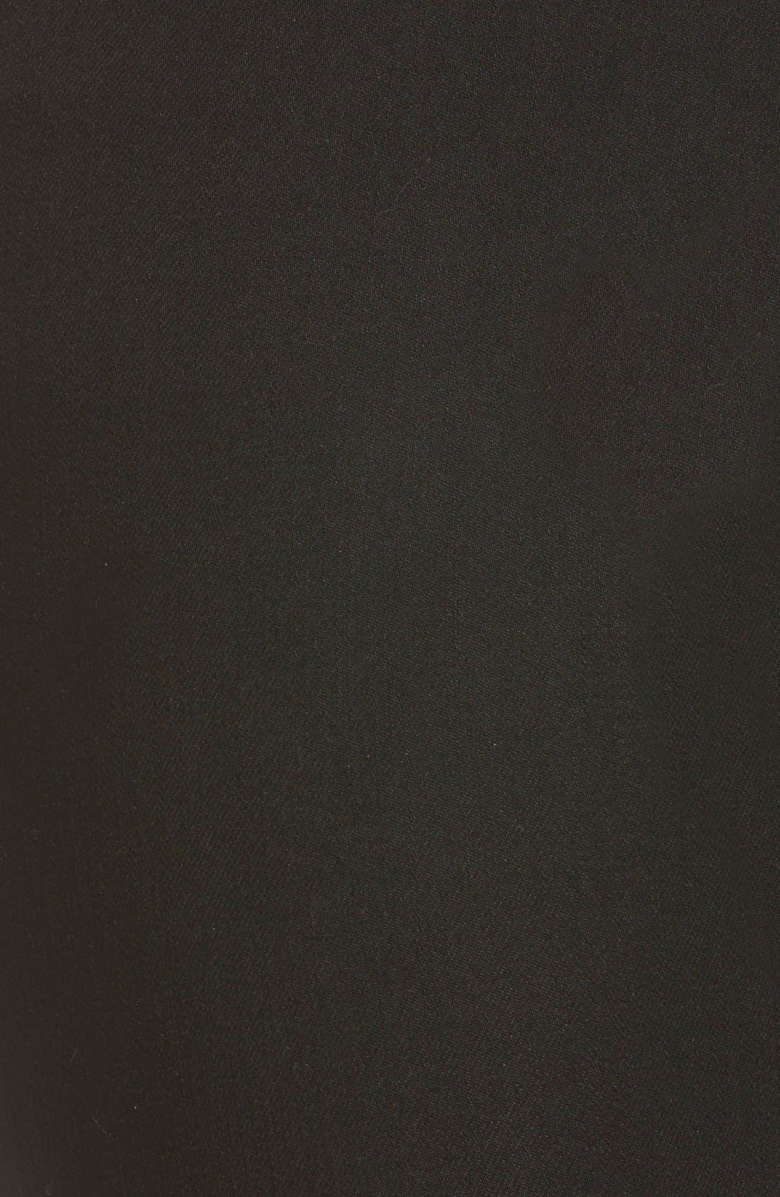Alternate Image 5  - DL1961 'Coco' Curvy Straight Leg Jeans (Riker)