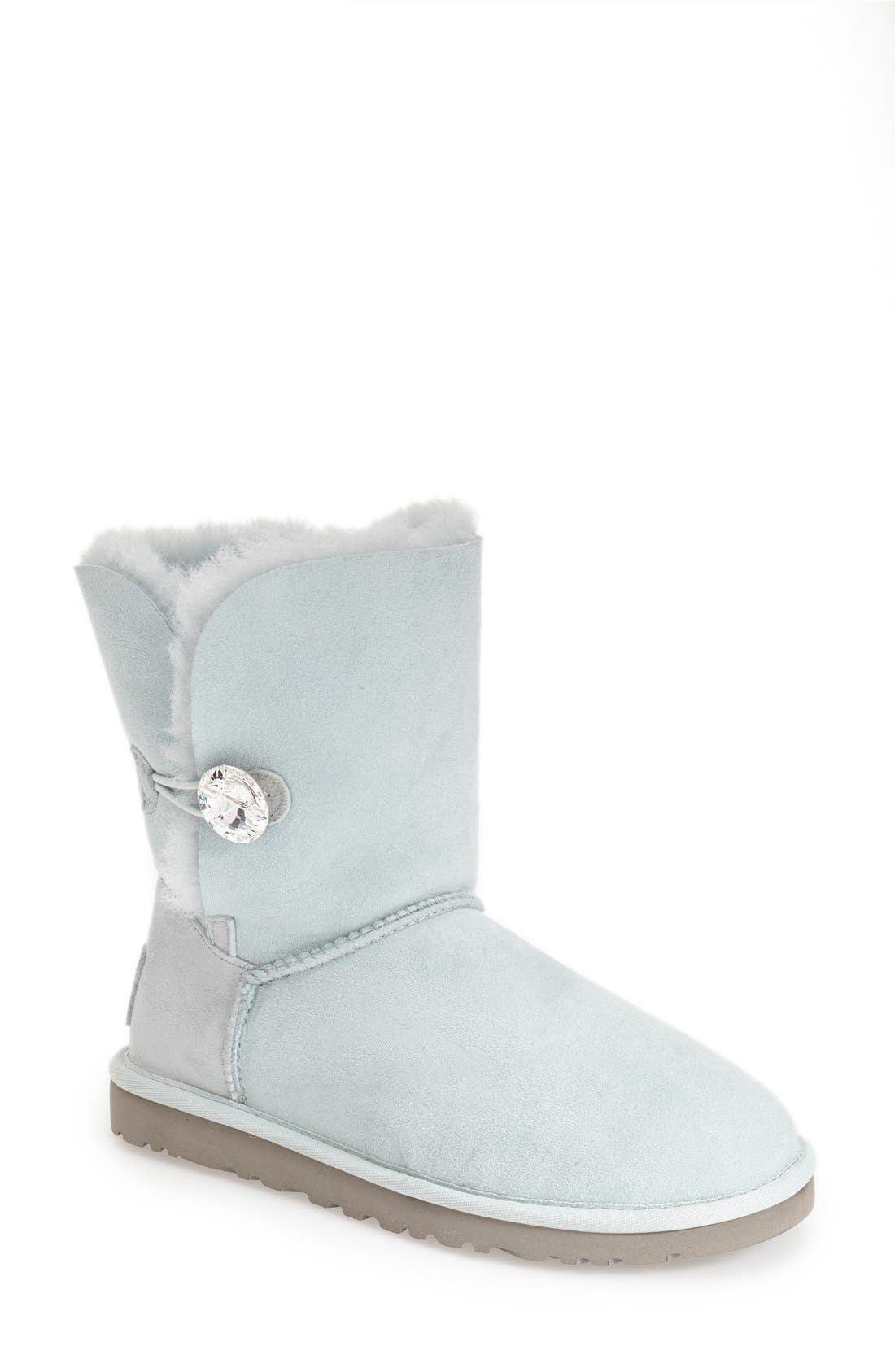 Alternate Image 1 Selected - UGG® Australia 'Bailey Button Bling' Boot (Women)(Nordstrom Exclusive Color)