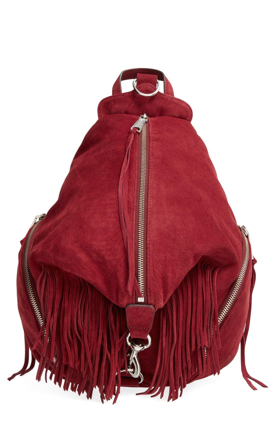 Alternate Image 1 Selected - Rebecca Minkoff 'Julian' Leather Backpack