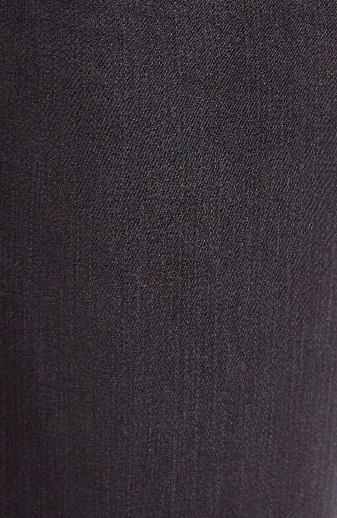 Abby StretchSkinny Jeans,                             Alternate thumbnail 5, color,                             Sulphur