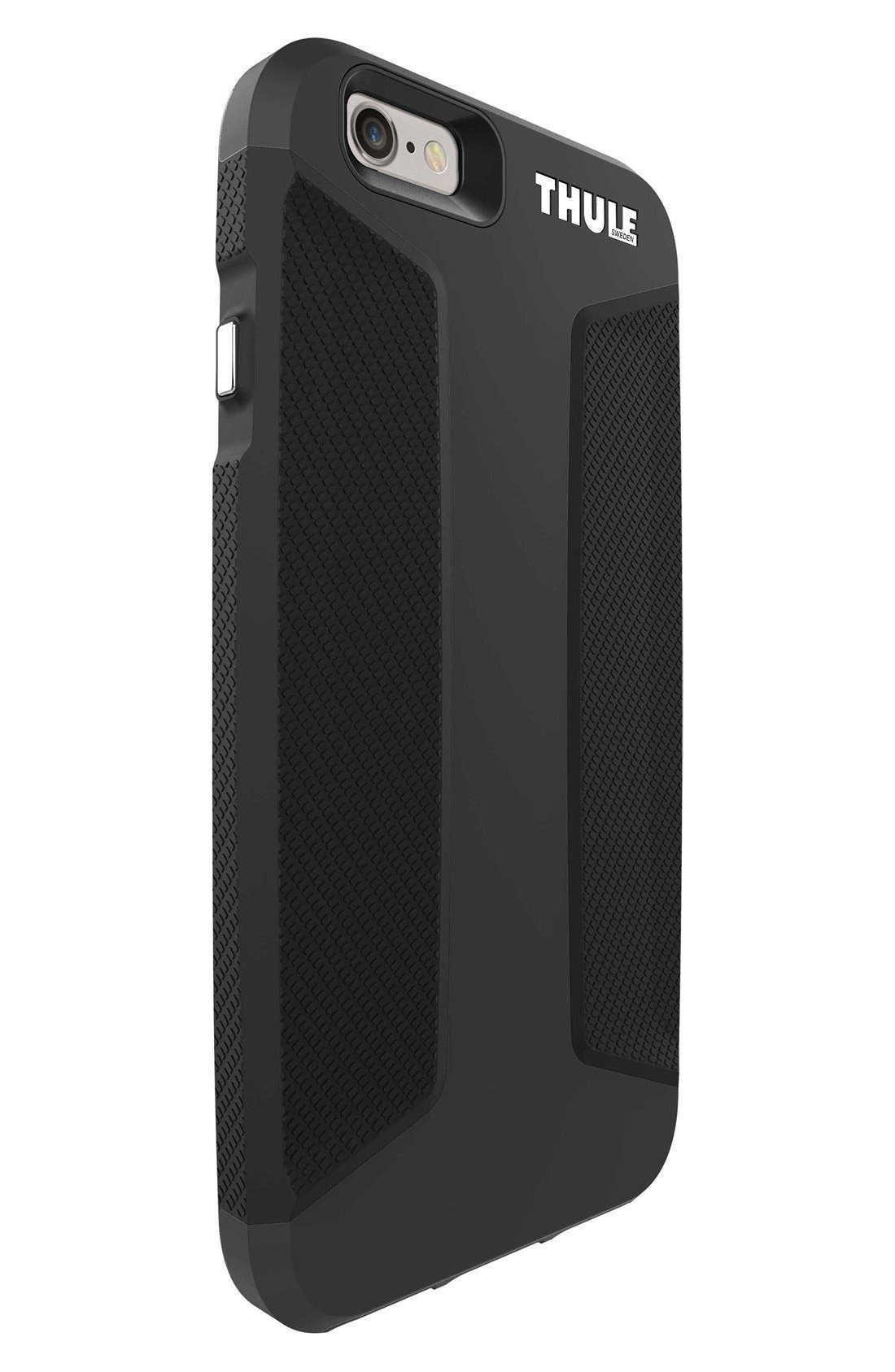 Atmos X4 iPhone 6 Plus/6s Plus Case,                         Main,                         color, Black