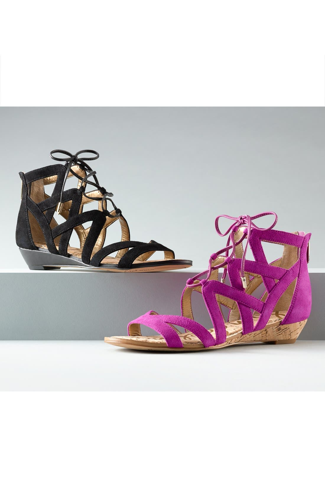 Alternate Image 9  - Sam Edelman 'Dawson' Ghillie Sandal (Women)
