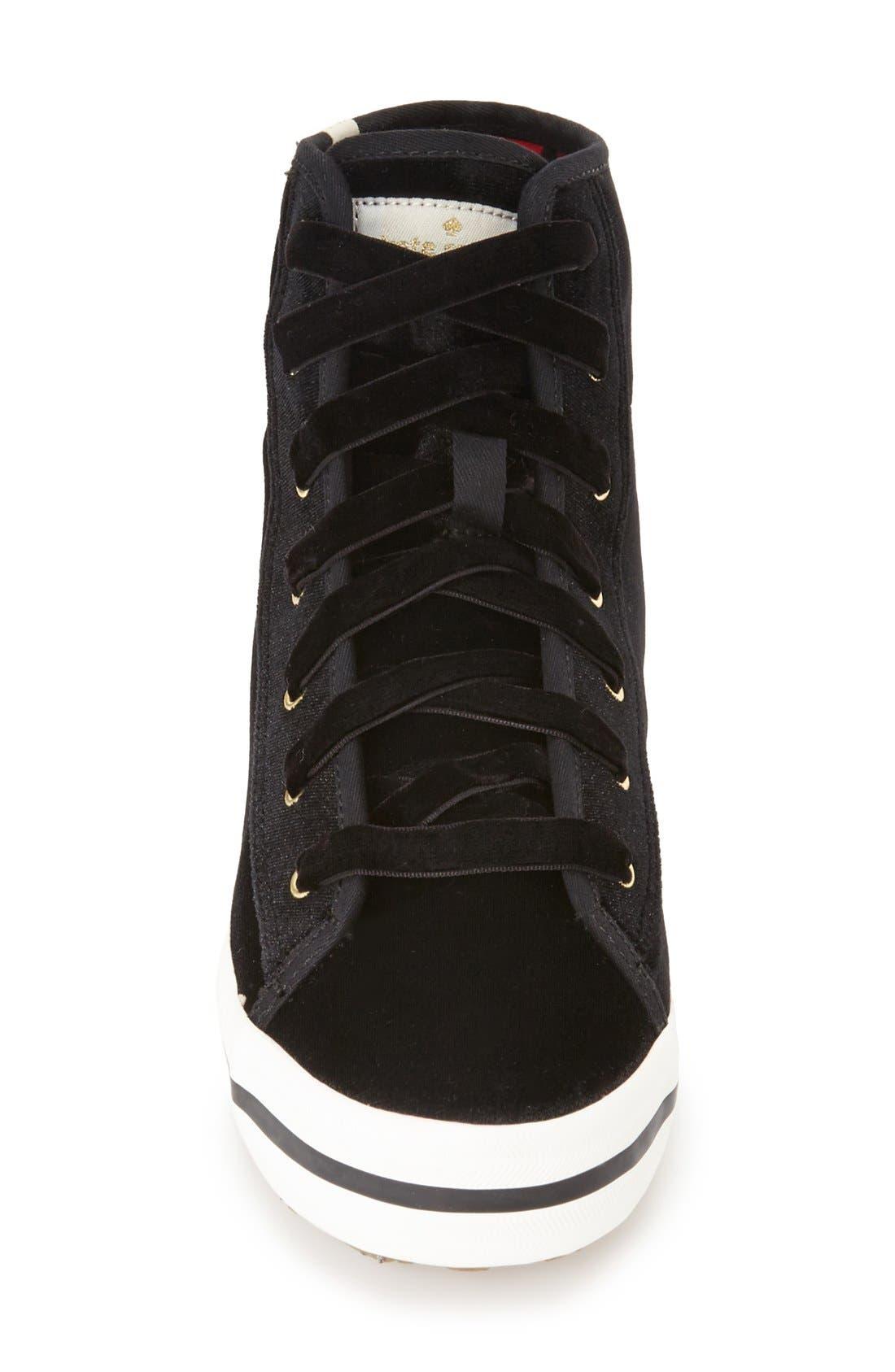 Alternate Image 3  - Keds® for kate spade new york 'dori' high top sneaker (Women)